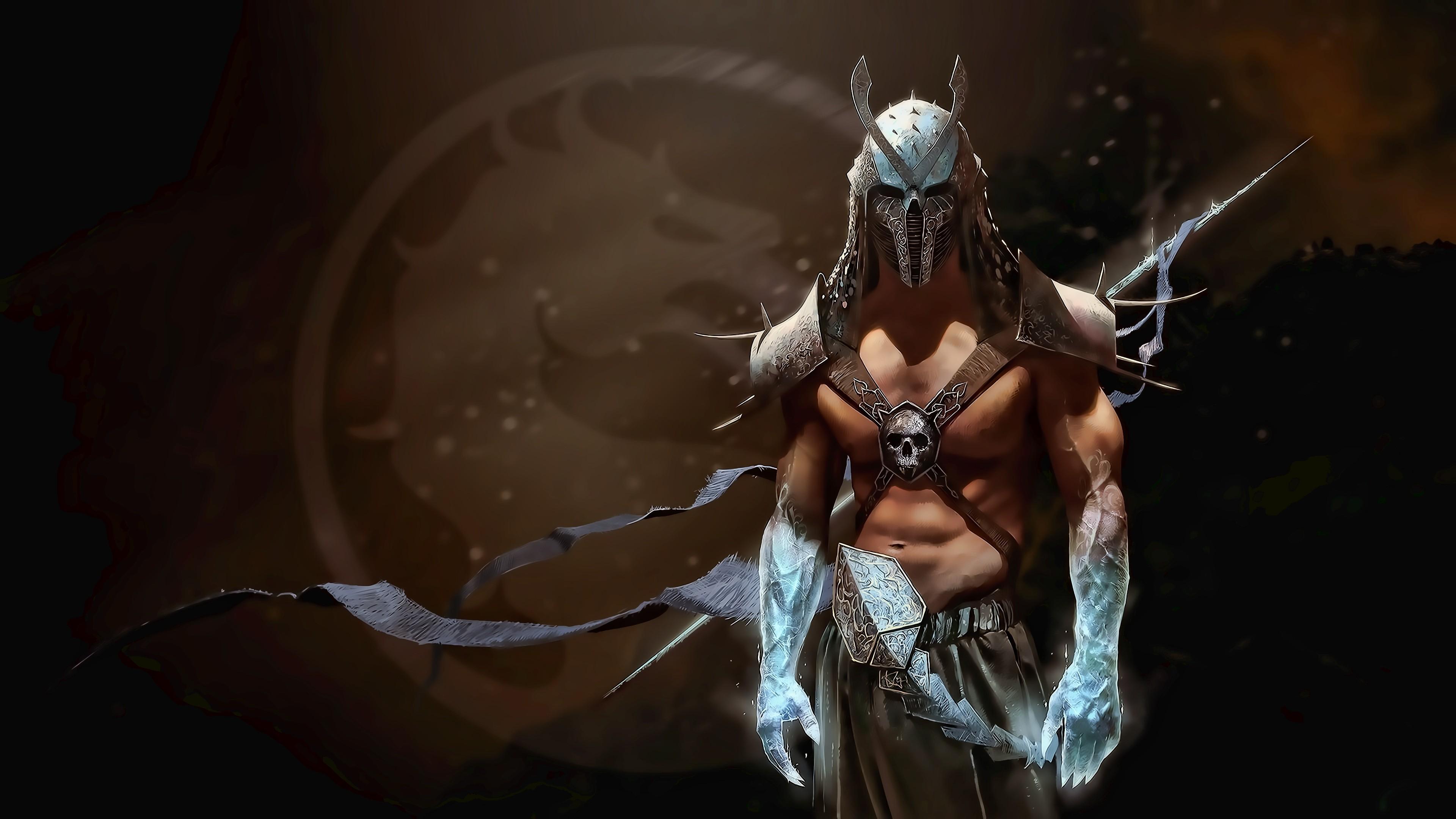 Shao Kahn Mortal Kombat, HD Games, 4k Wallpapers, Images