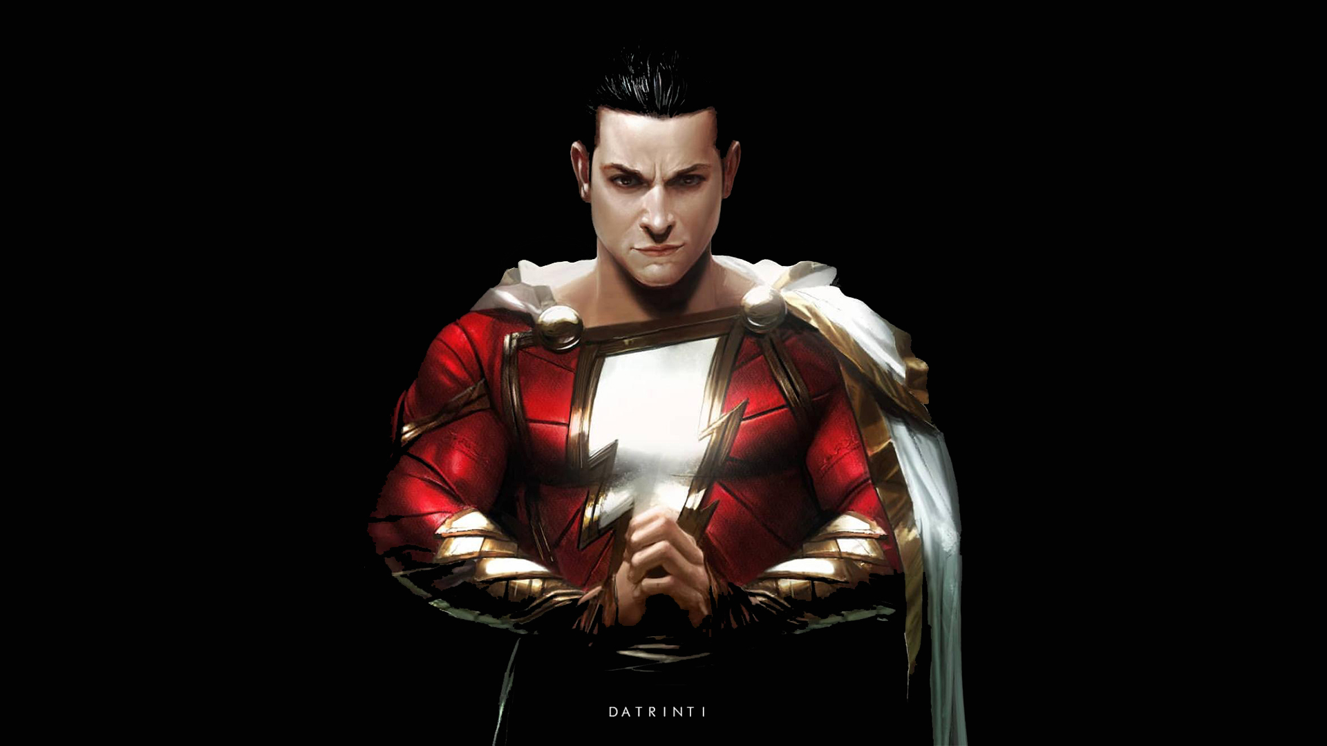 2019 Movie Photography Art: Shazam Artwork, HD Superheroes, 4k Wallpapers, Images