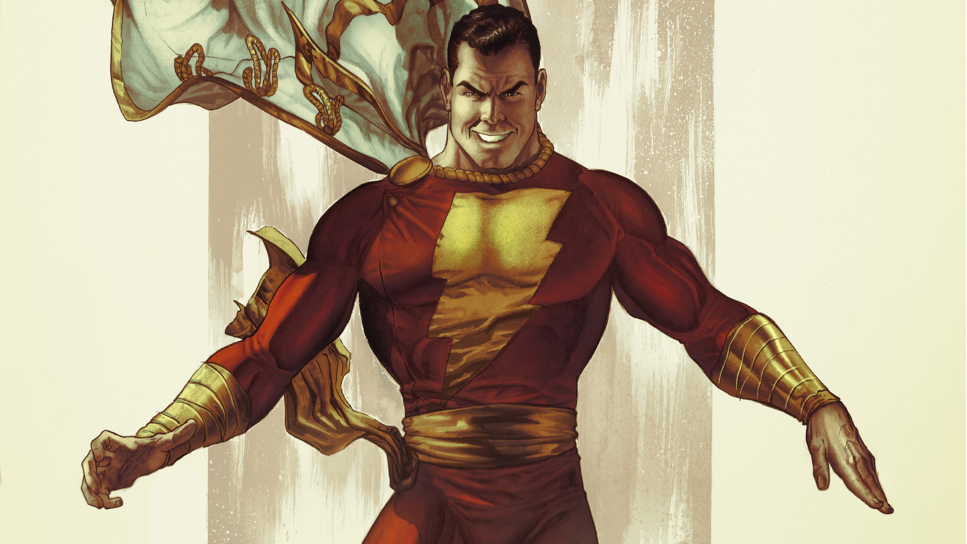 Shazam Comic Artwork Hd Superheroes 4k Wallpapers Images