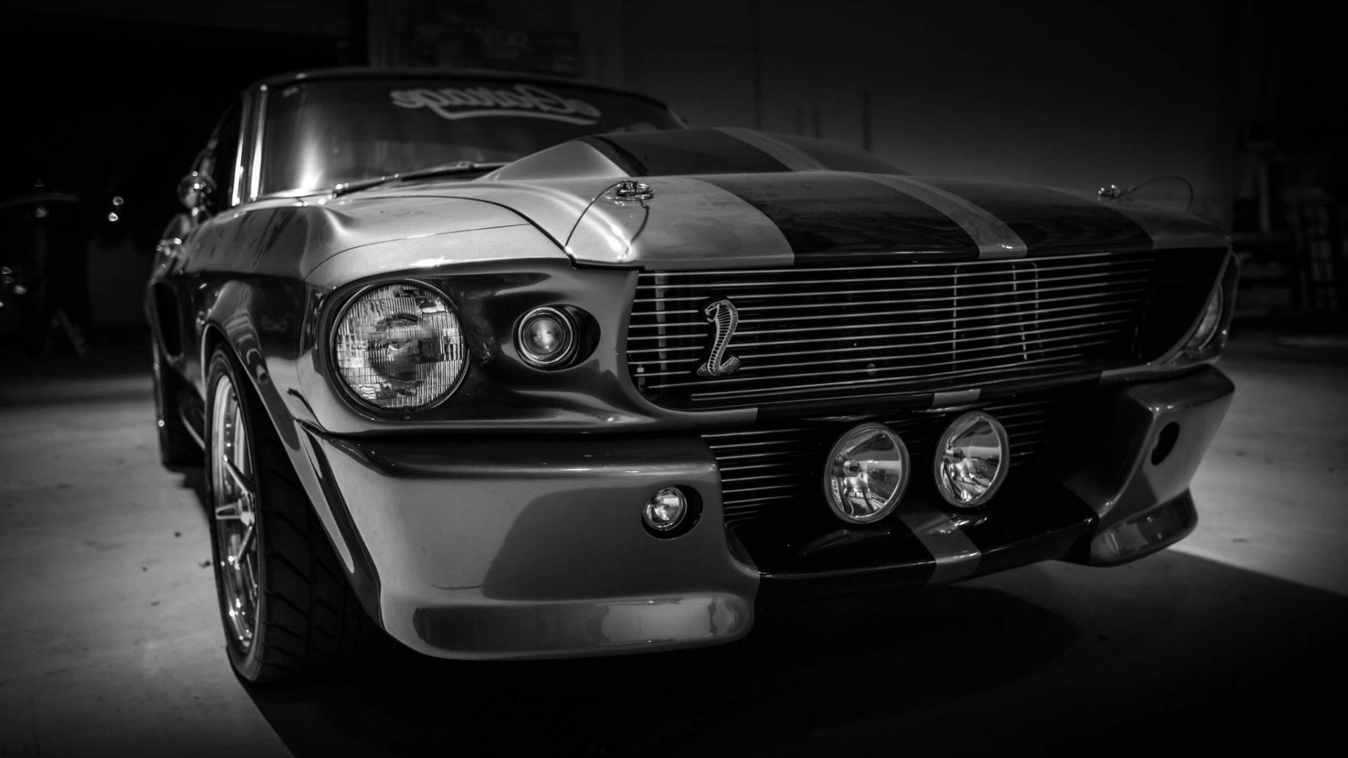 shelby gt500 eleanor wallpaper hd