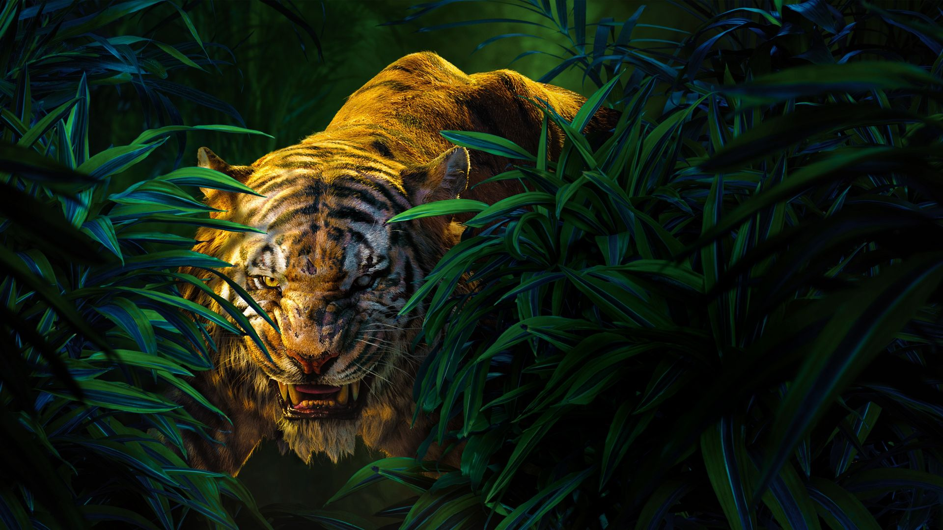 shere khan the jungle book movie, hd movies, 4k wallpapers, images