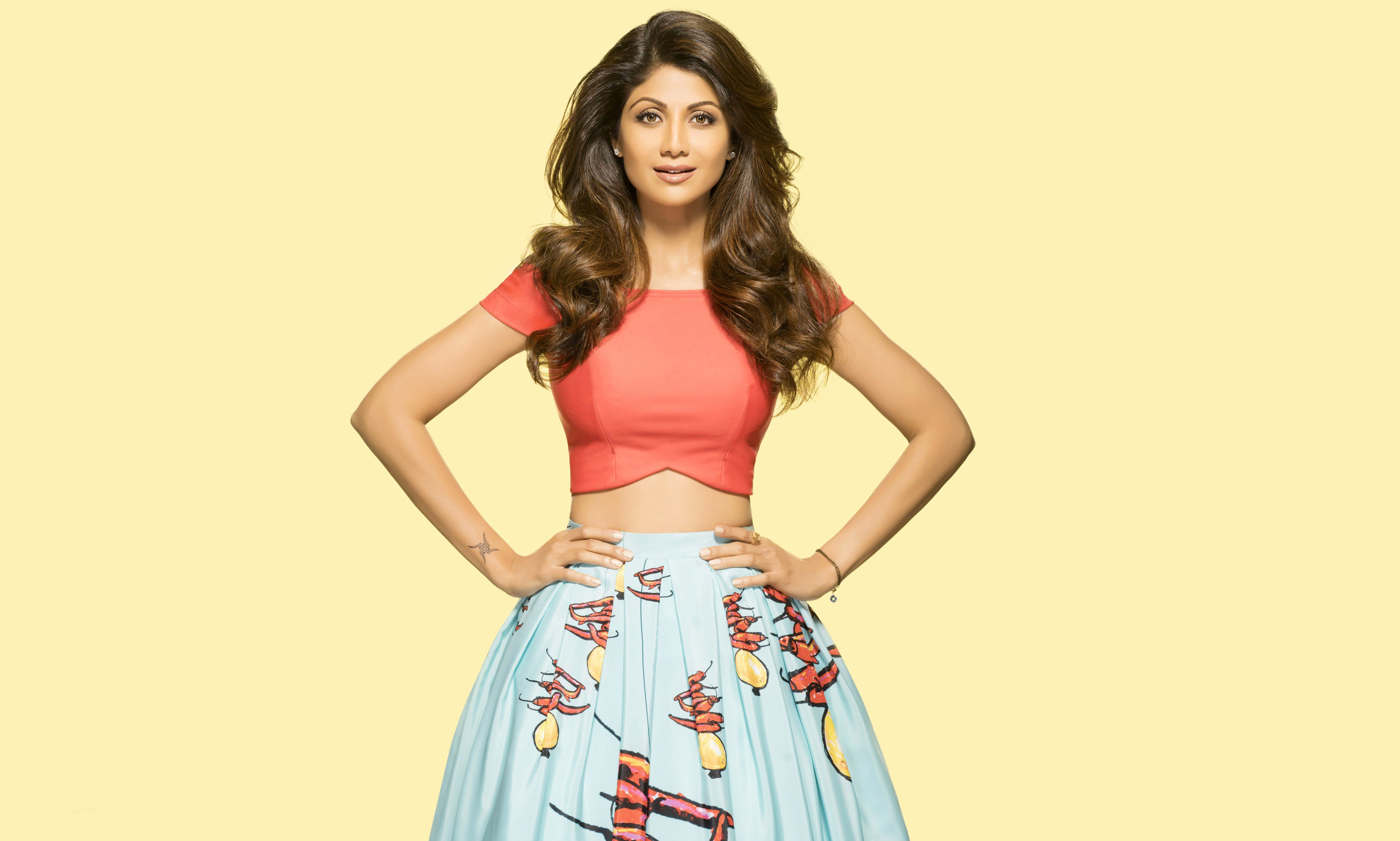 Shilpa Shetty, Hd Indian Celebrities, 4K Wallpapers -7614
