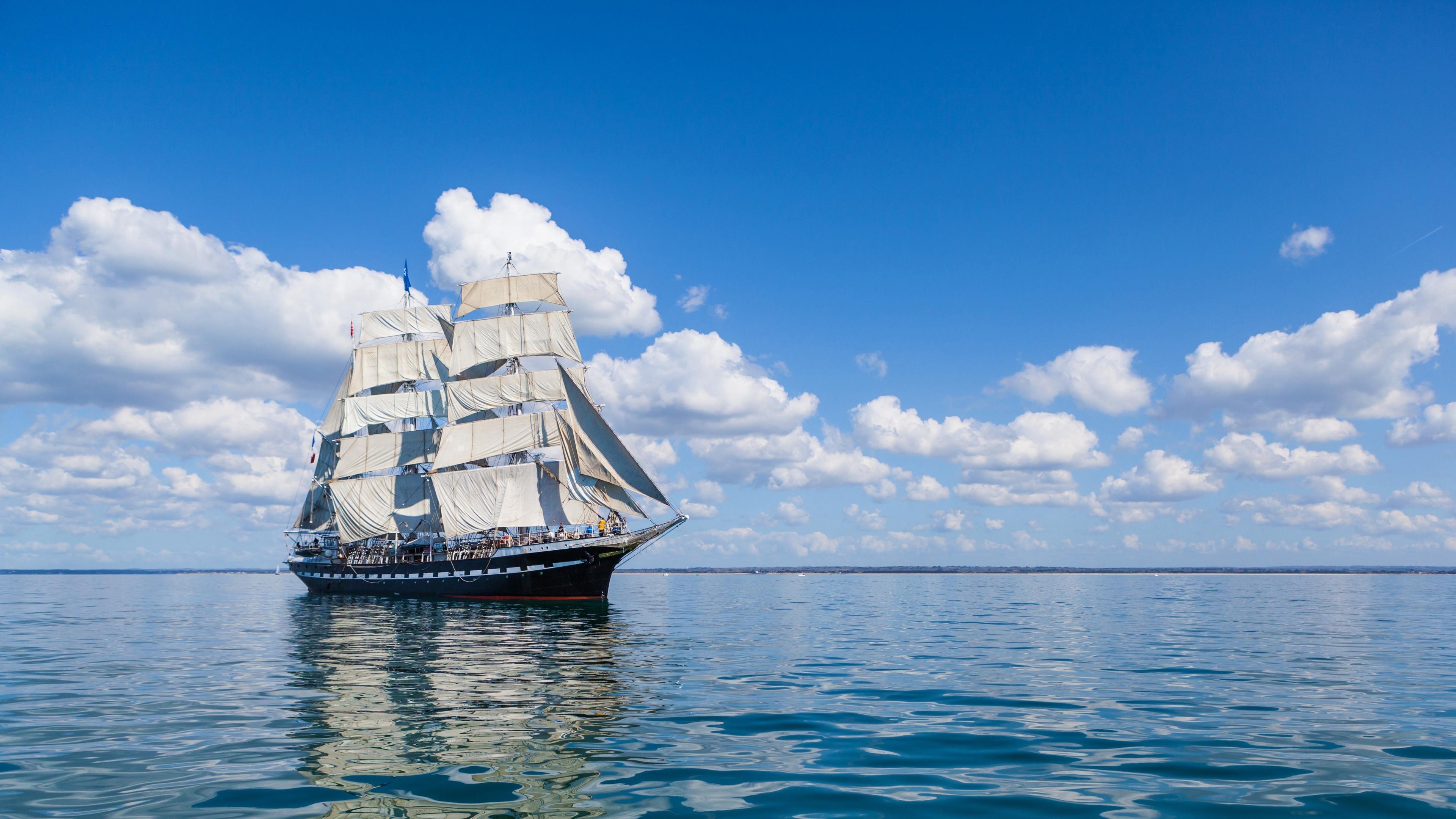 Wallpaper download mast - Ship 4k 1280x1024 Resolution