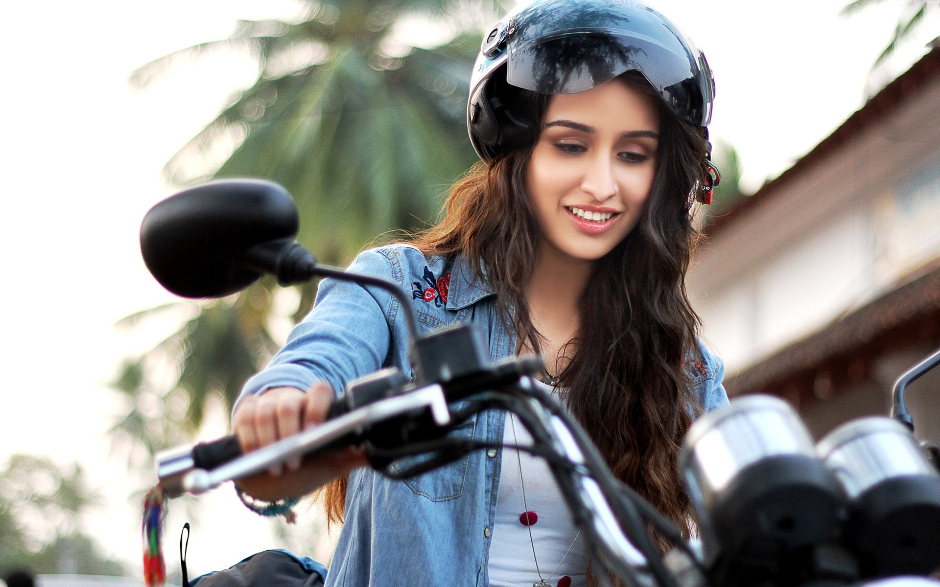 shraddha kapoor very cute, hd indian celebrities, 4k wallpapers