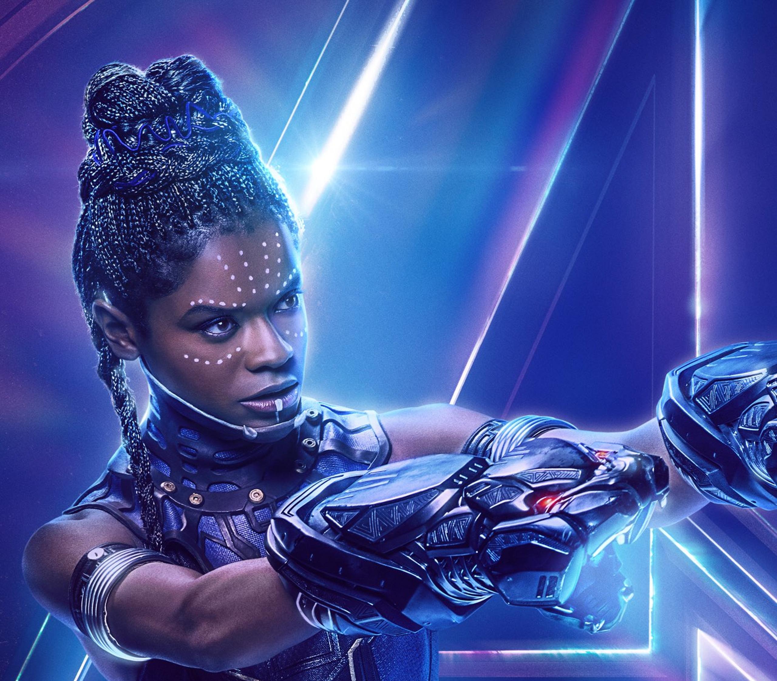 Shuri In Avengers Infinity War New Poster, HD Movies, 4k