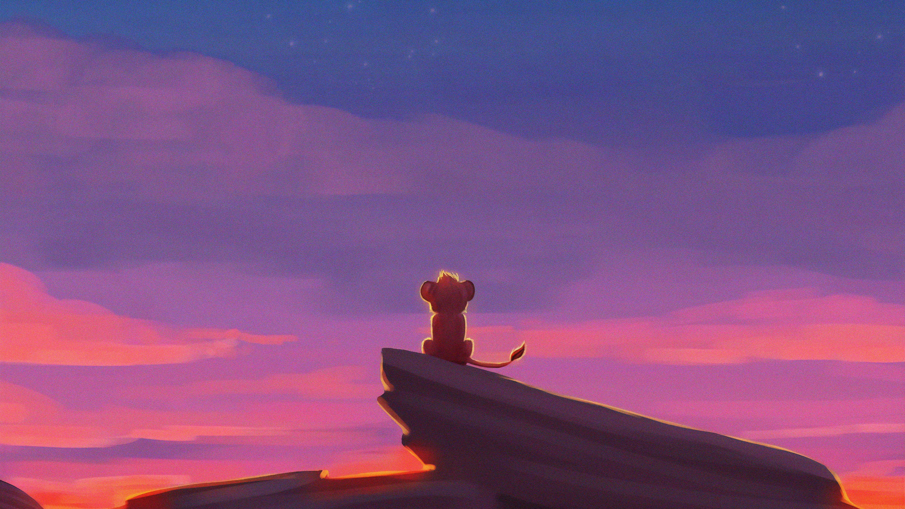 Simba The Lion King Hd Movies 4k Wallpapers Images
