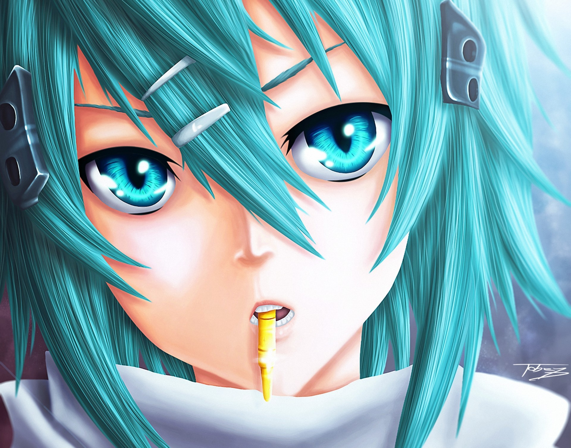 Sinon HD Anime 4k Wallpapers Images Backgrounds Photos And Pictures