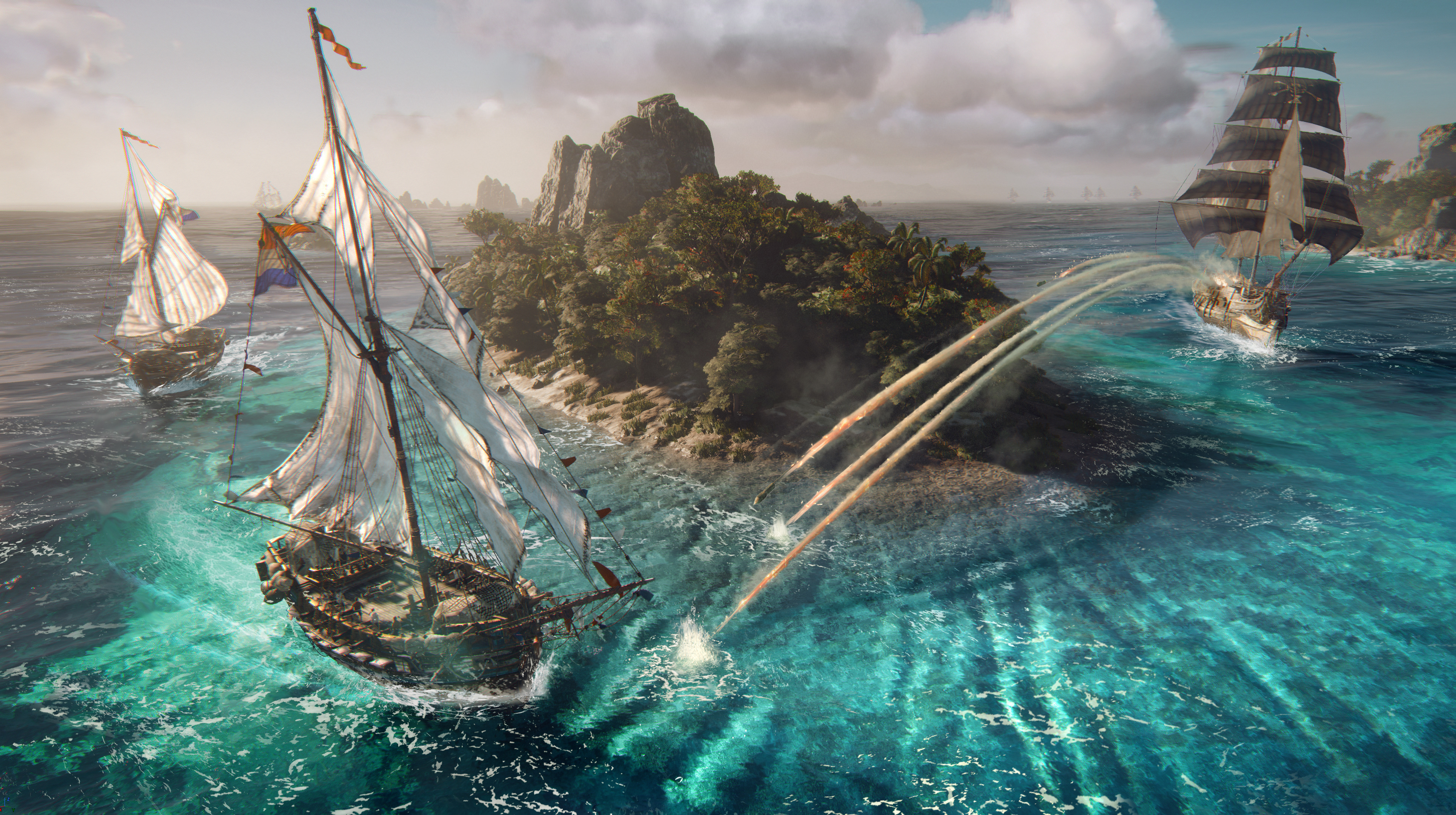 Skull And Bones 2018 Hd Games 4k Wallpapers Images Backgrounds