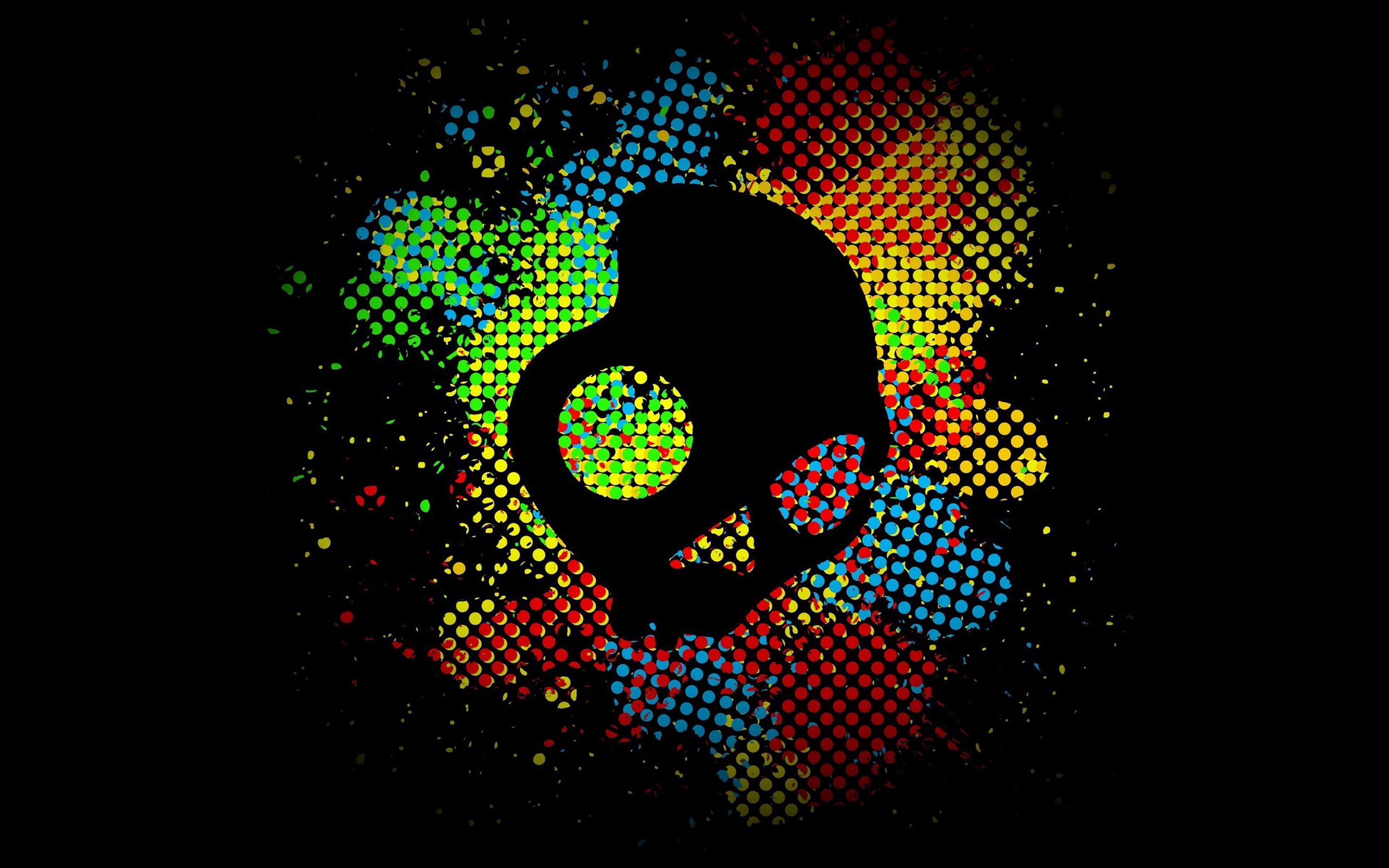 Skull candy hd logo 4k wallpapers images backgrounds - Skull 4k images ...