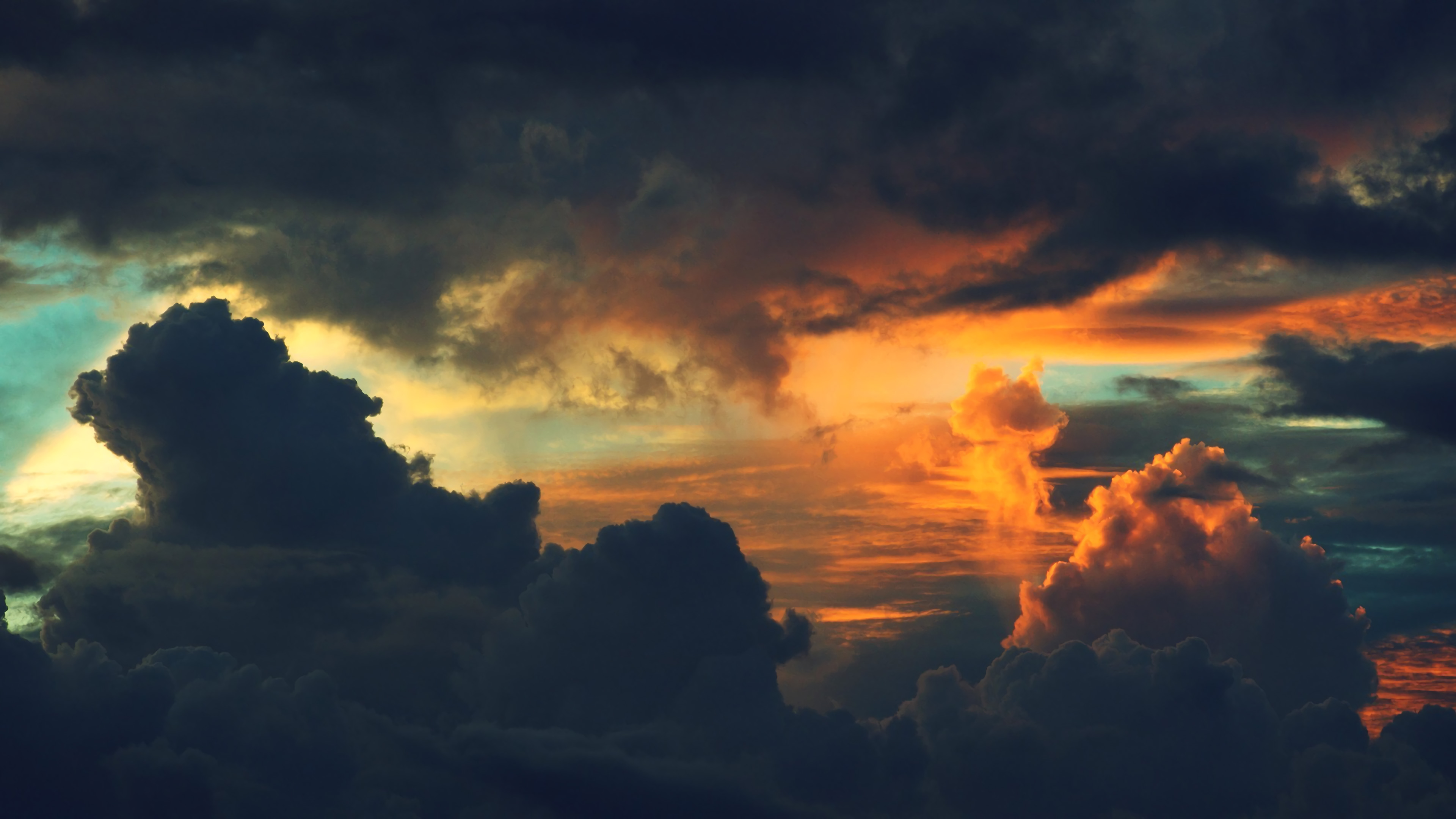 Sky Clouds 4k, HD Nature, 4k Wallpapers, Images ...
