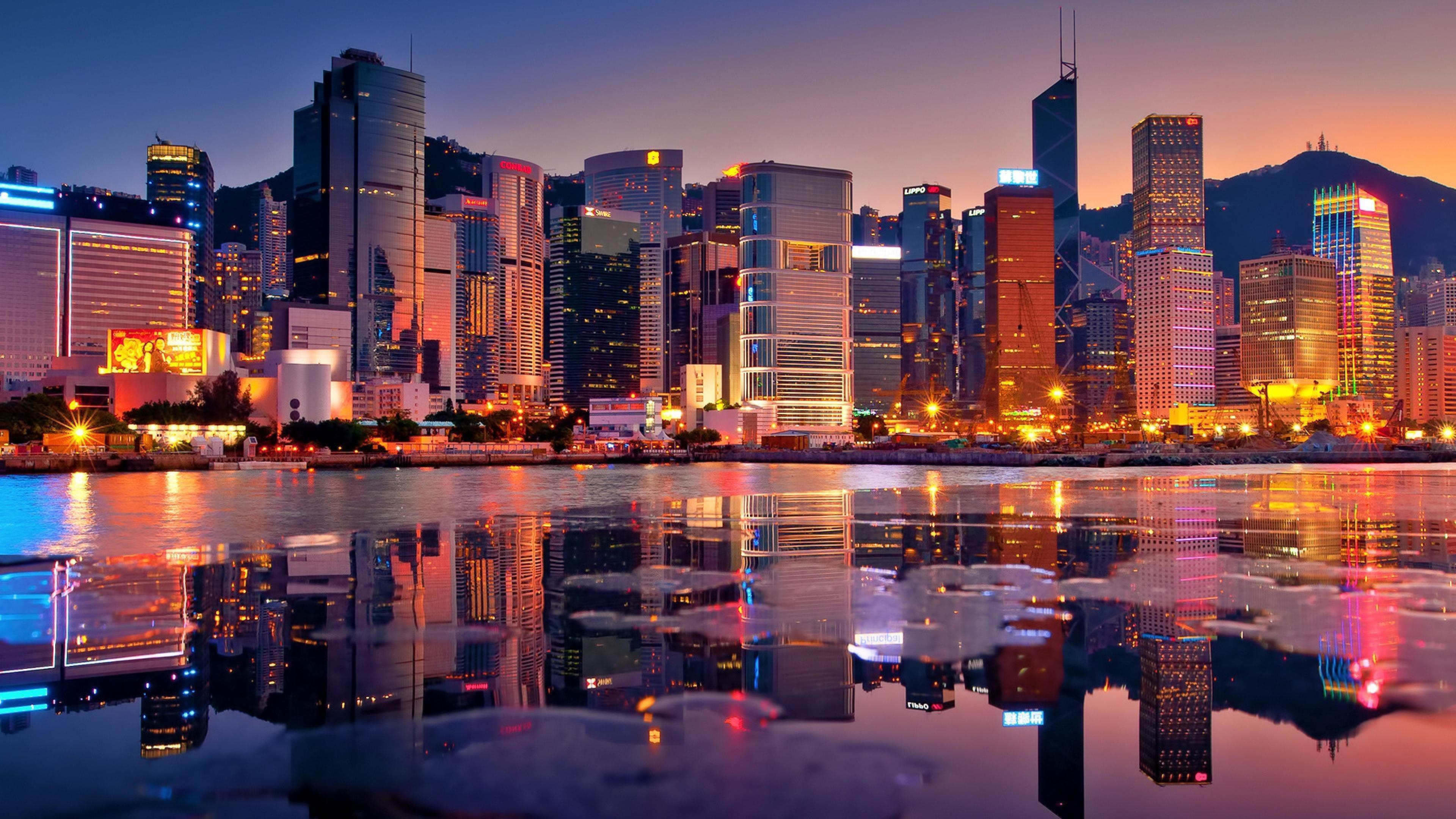 Skycrappers Hong Kong 4k Hd World 4k Wallpapers Images