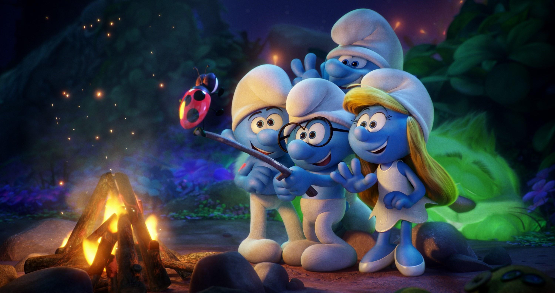 Smurfs The Lost Village 2017 Movie Hd, HD Movies, 4k ...