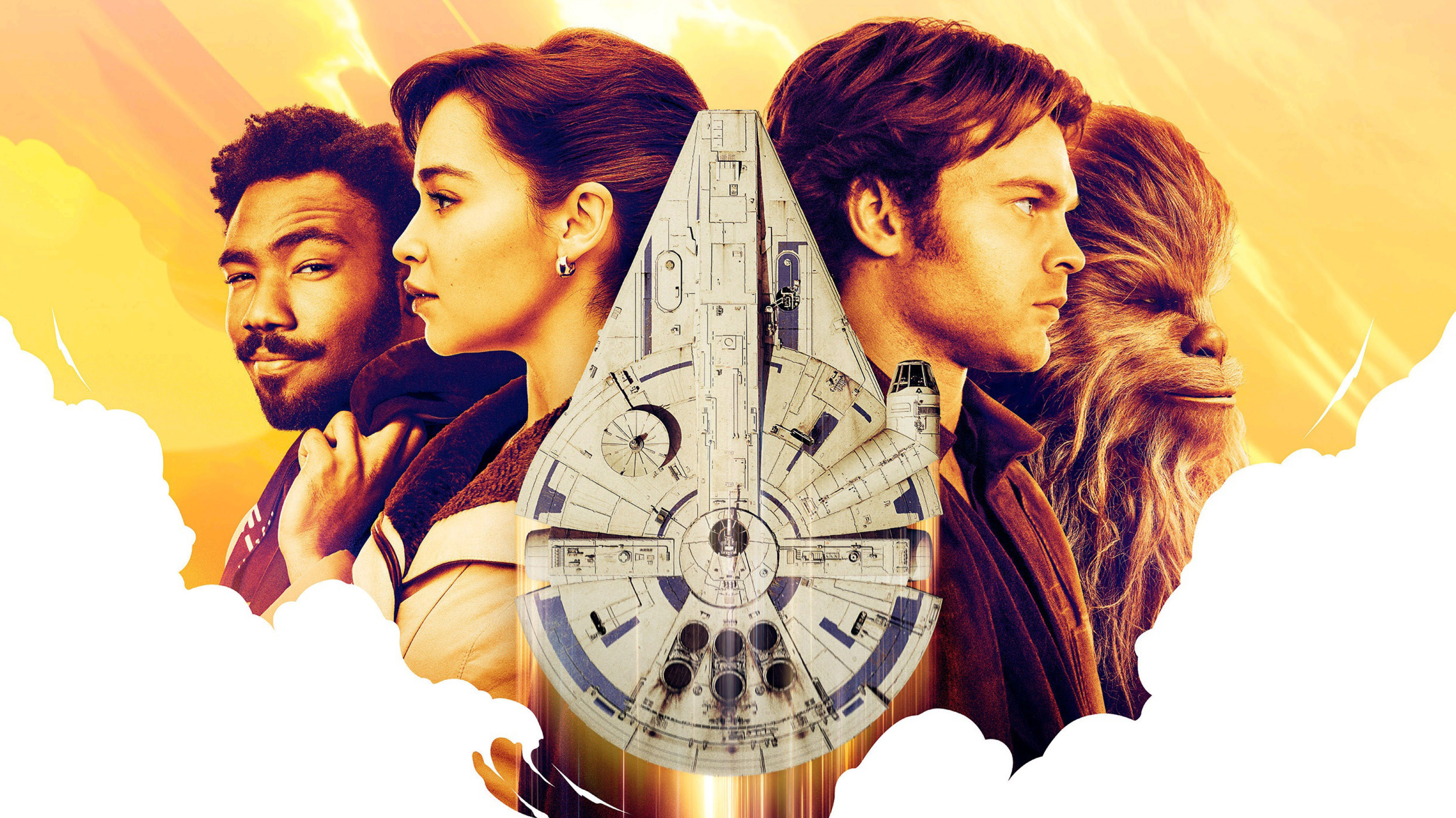 solo a star wars story 4k poster sd