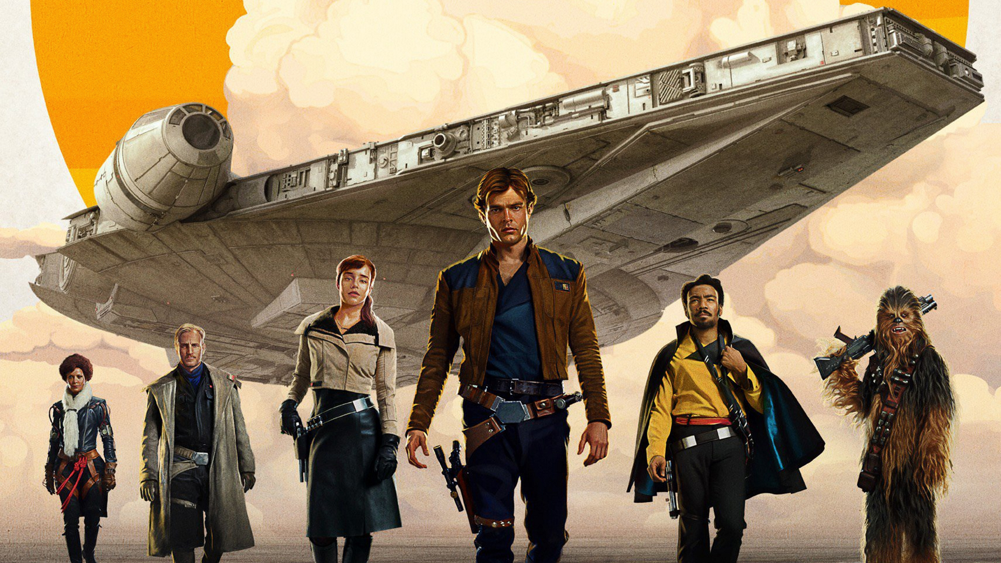 Download Film Solo A Star Wars Story 2018