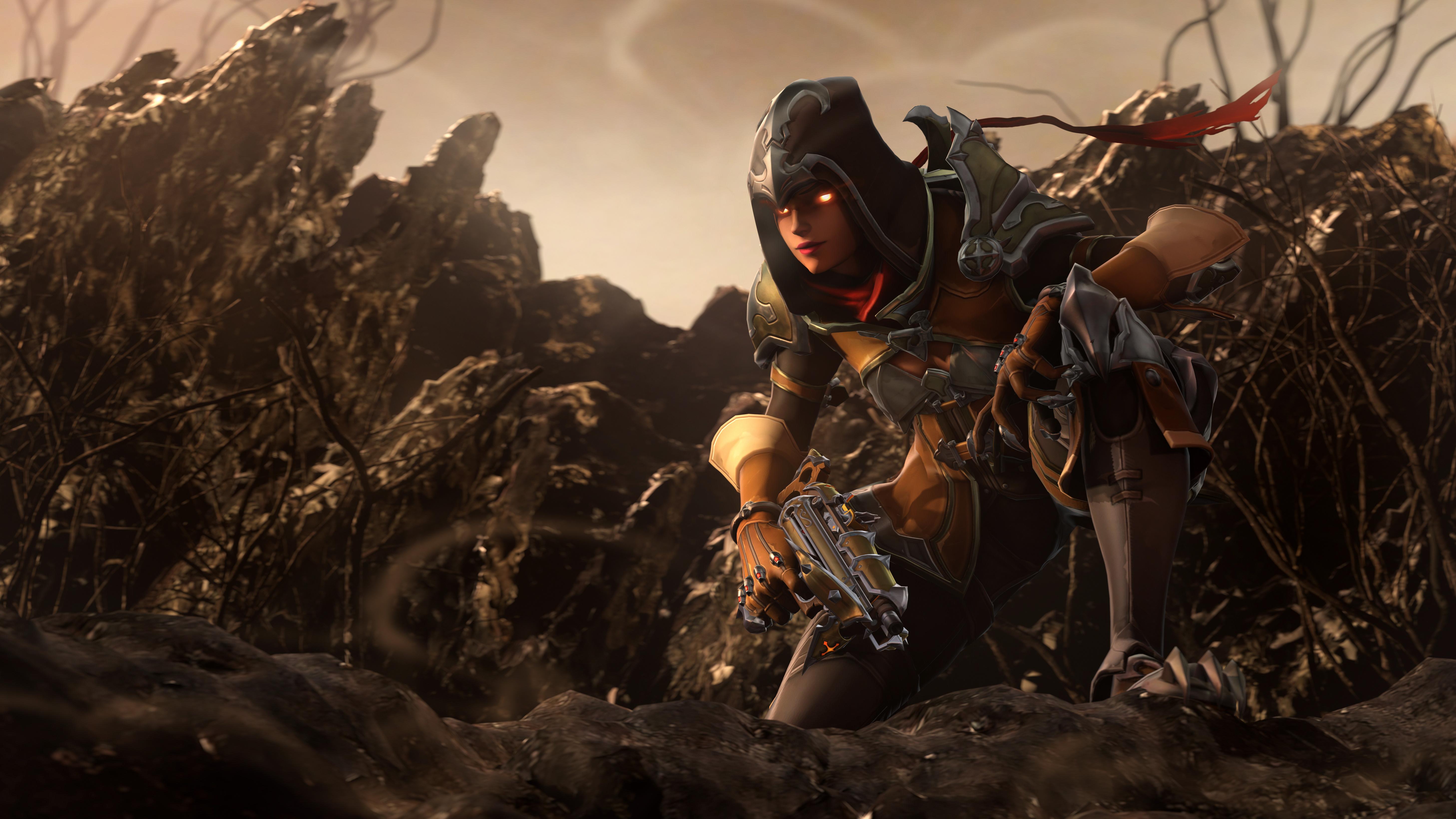Sombra Overwatch 5k 2018, HD Games, 4k Wallpapers, Images ...