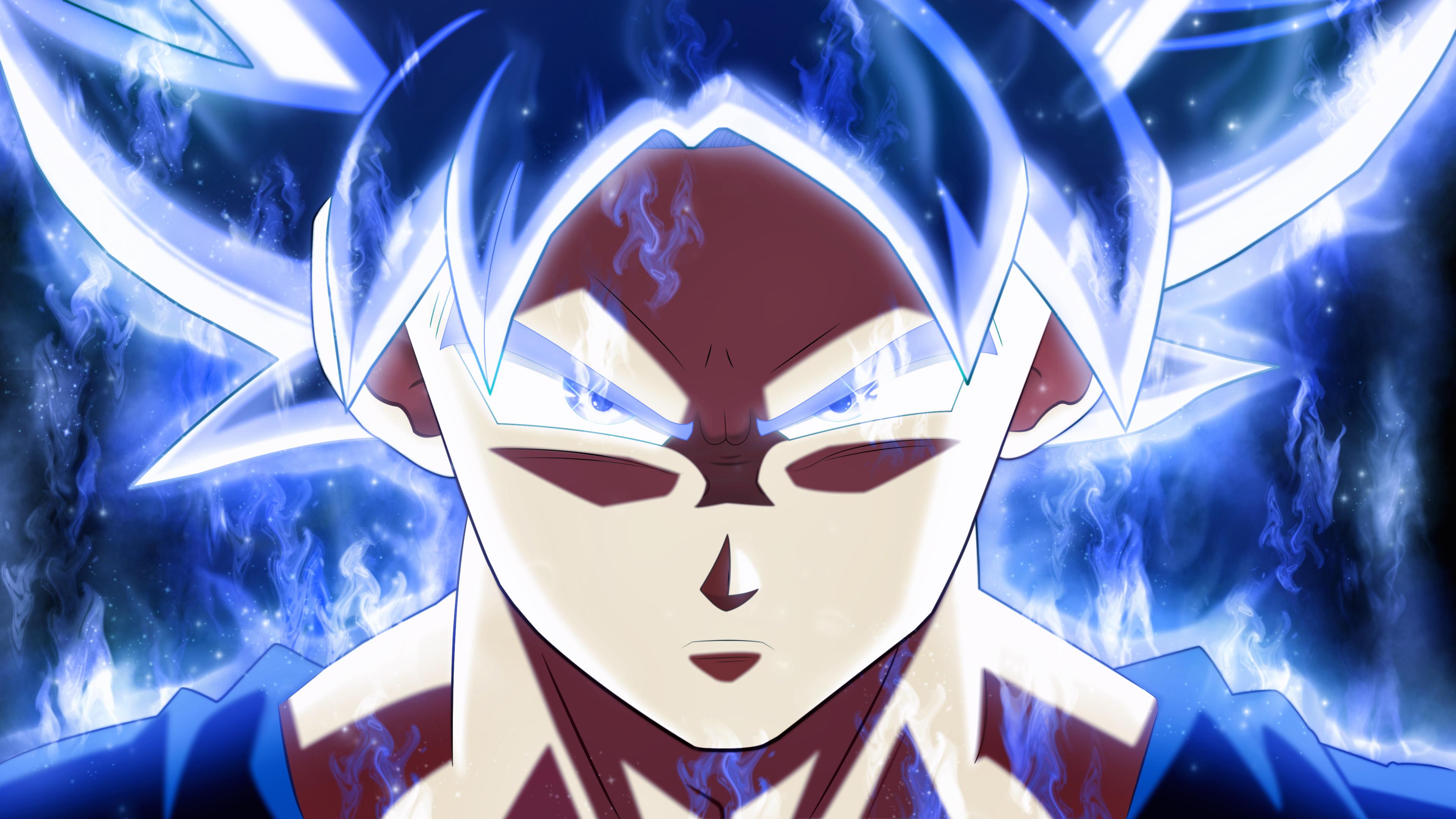 Son Goku Dragon Ball Super 4k, HD Anime, 4k Wallpapers ...