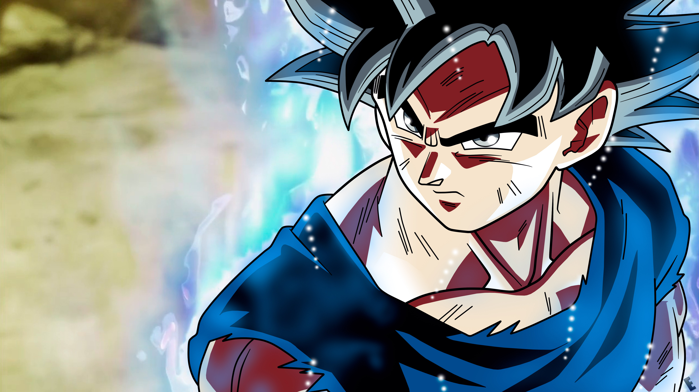 Son goku dragon ball super anime retina display 5k hd - Goku wallpaper 4k ...