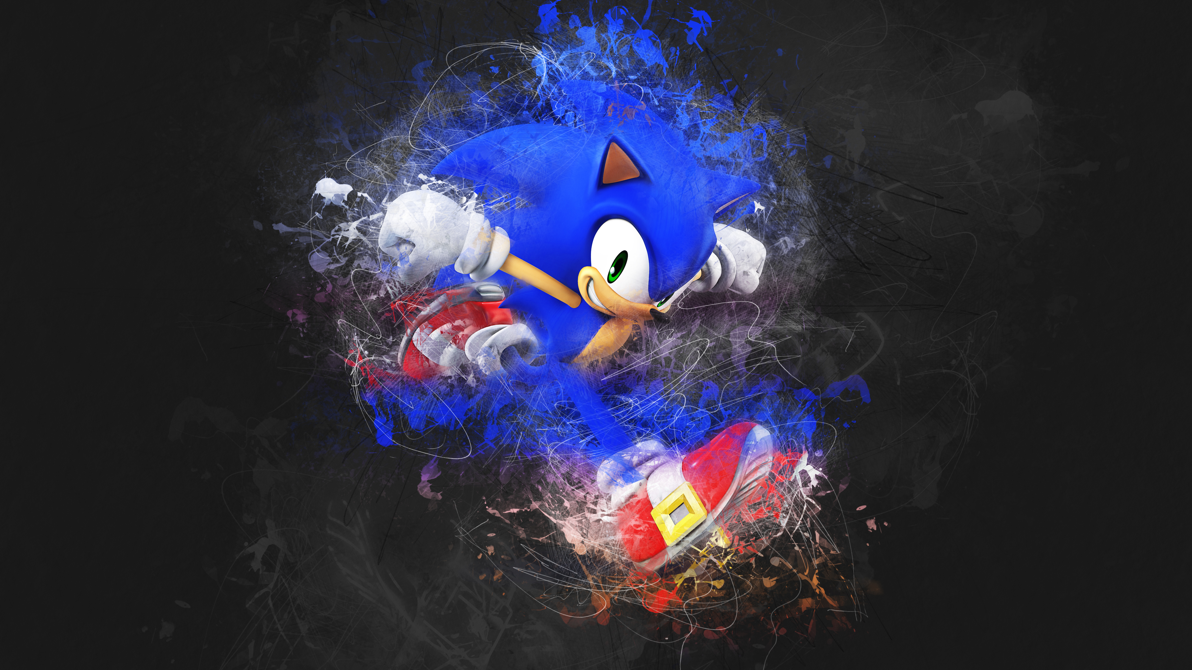 Sonic 4k hd games 4k wallpapers images backgrounds photos and pictures - Background images 4k hd ...