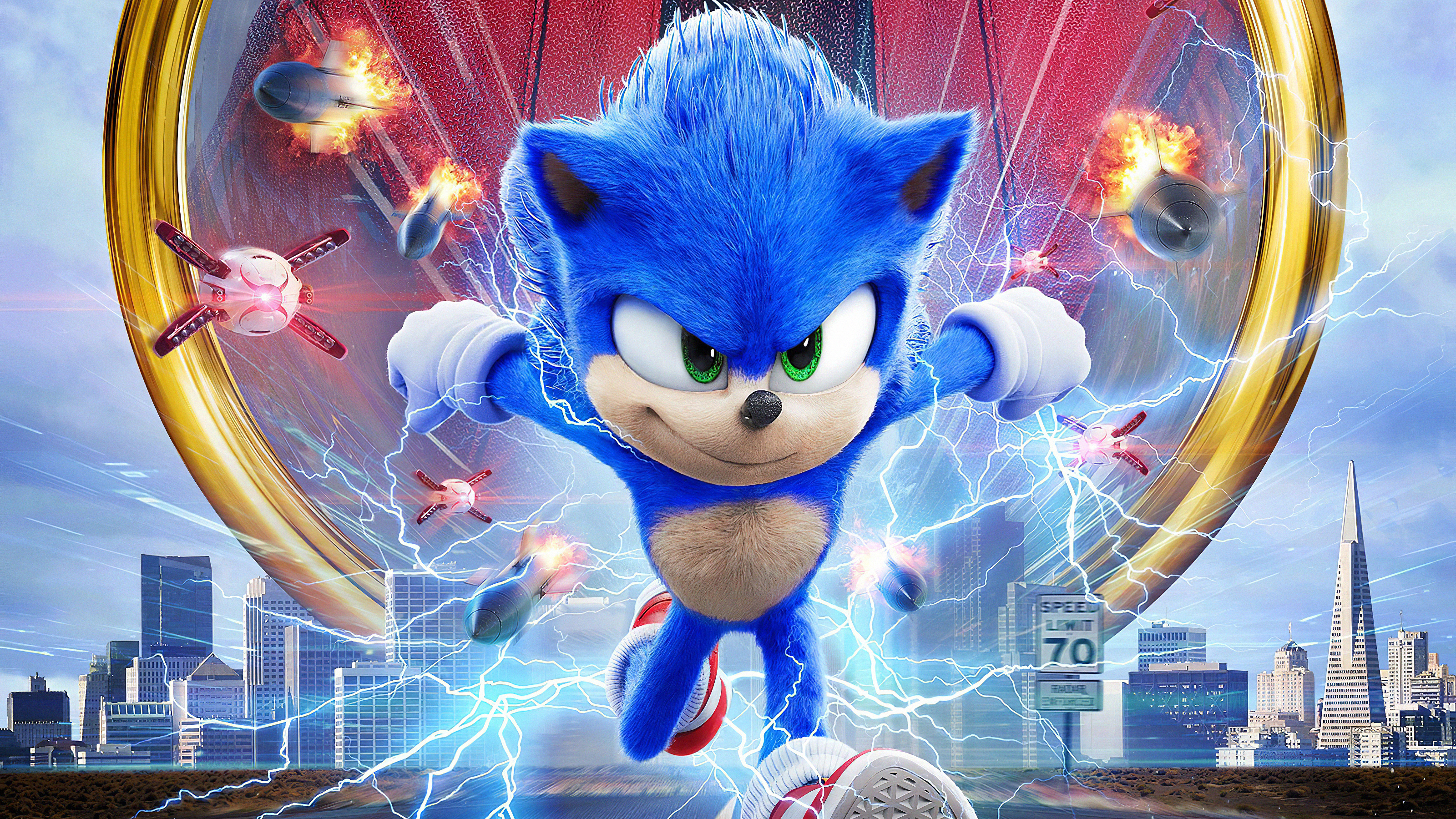 Sonic The Hedgehog 2020 Movie Hd Movies 4k Wallpapers