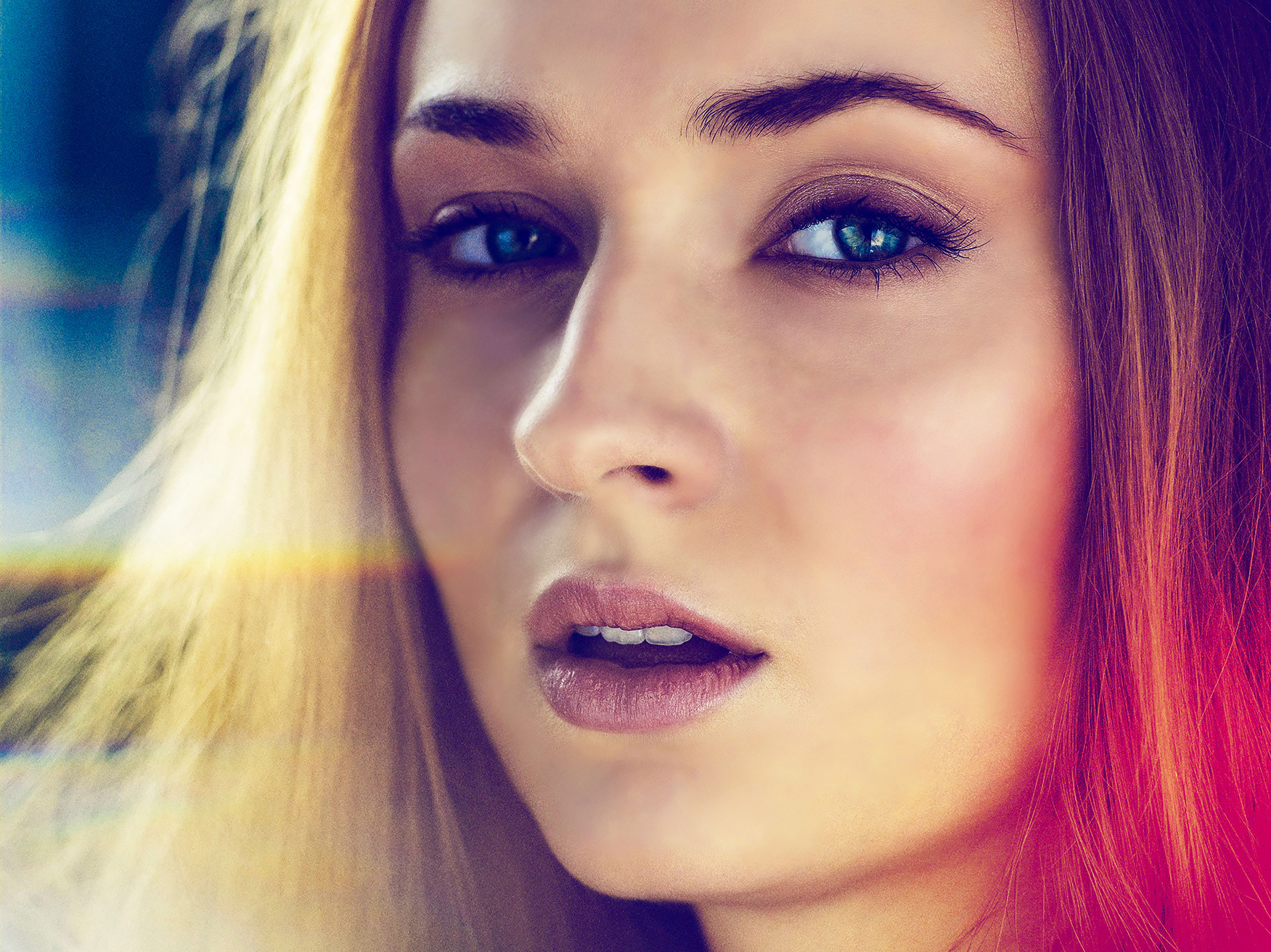 sophie turner 5k 2017 hd celebrities 4k wallpapers