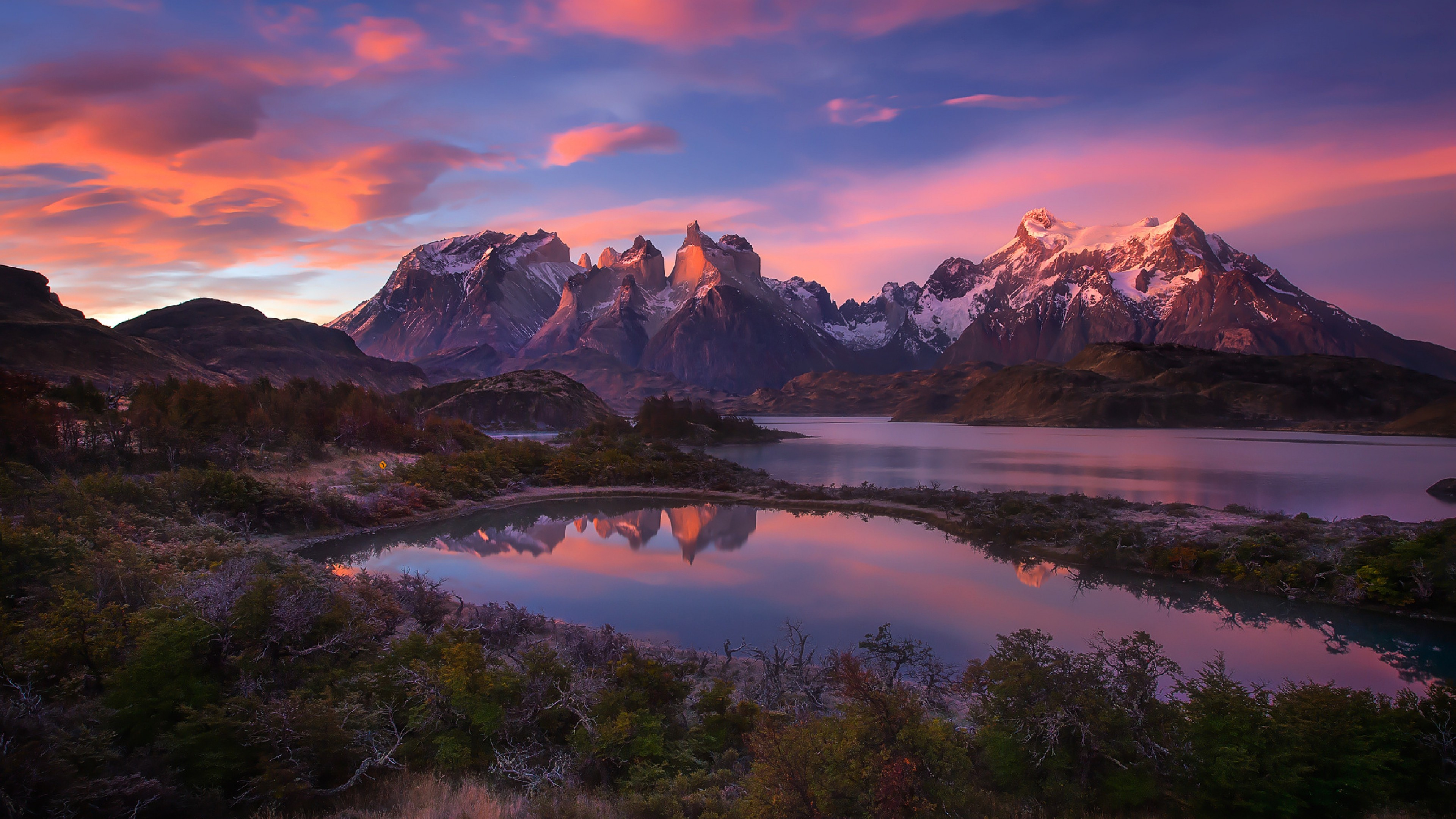 Must see Wallpaper Mountain Nokia - south-america-patagonia-andes-mountains-lake  Trends_856621.jpg