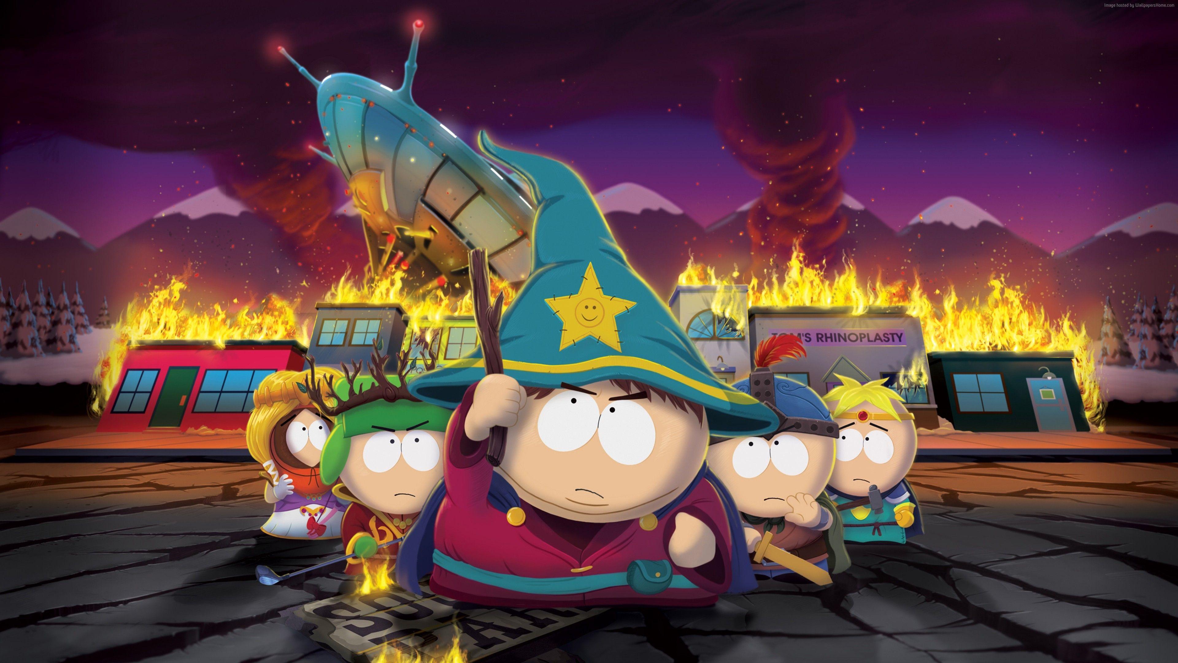 South Park 4k, HD Cartoons, 4k Wallpapers, Images ...