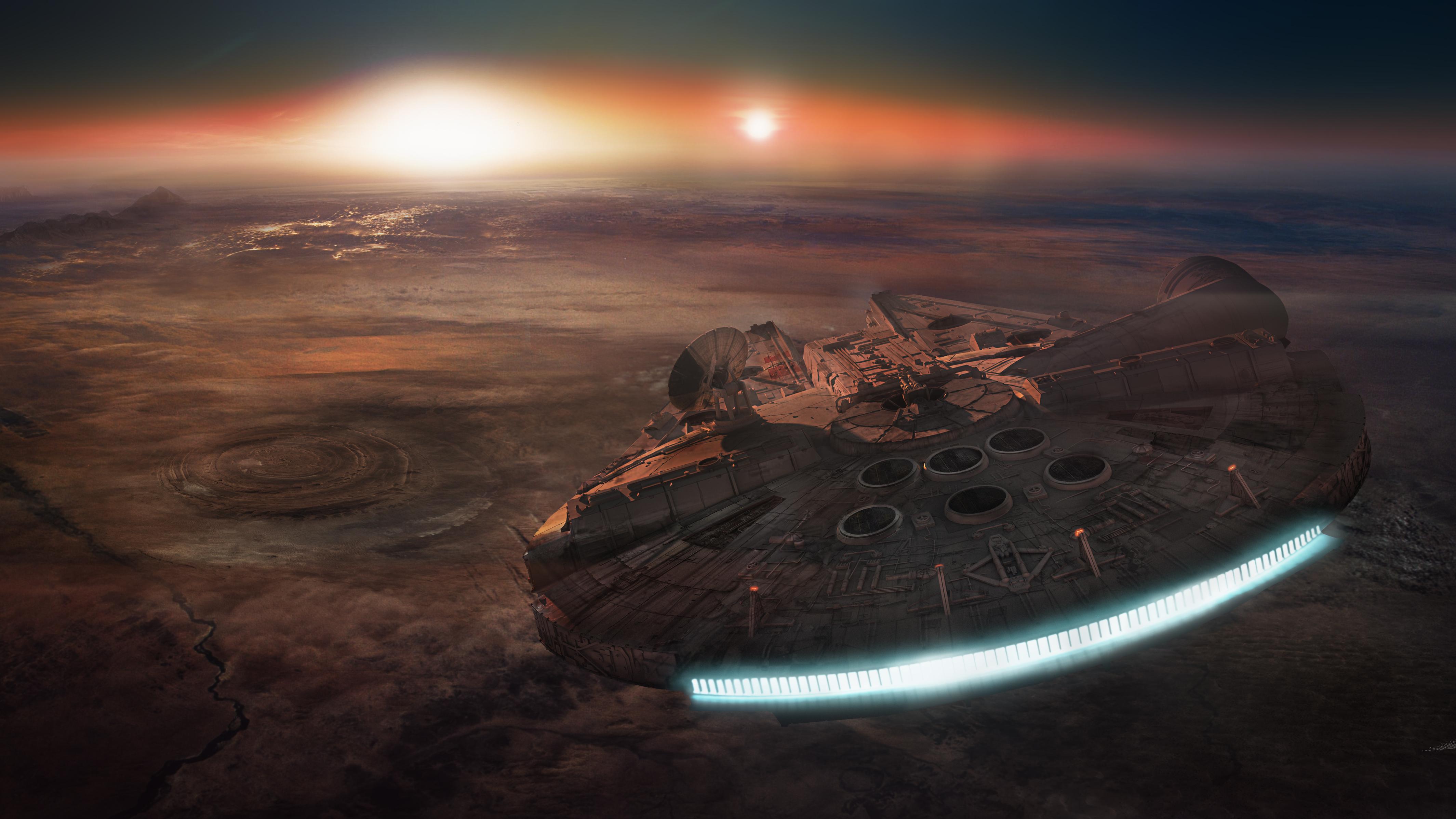1920x1080 space scifi star wars episode fan art 3 - 4k star wars wallpaper ...