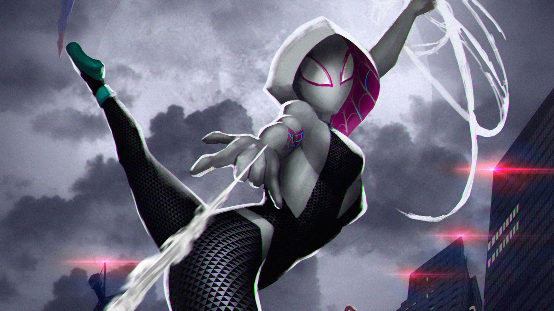 Spider Gwen Arts, HD Superheroes, 4k Wallpapers, Images ...