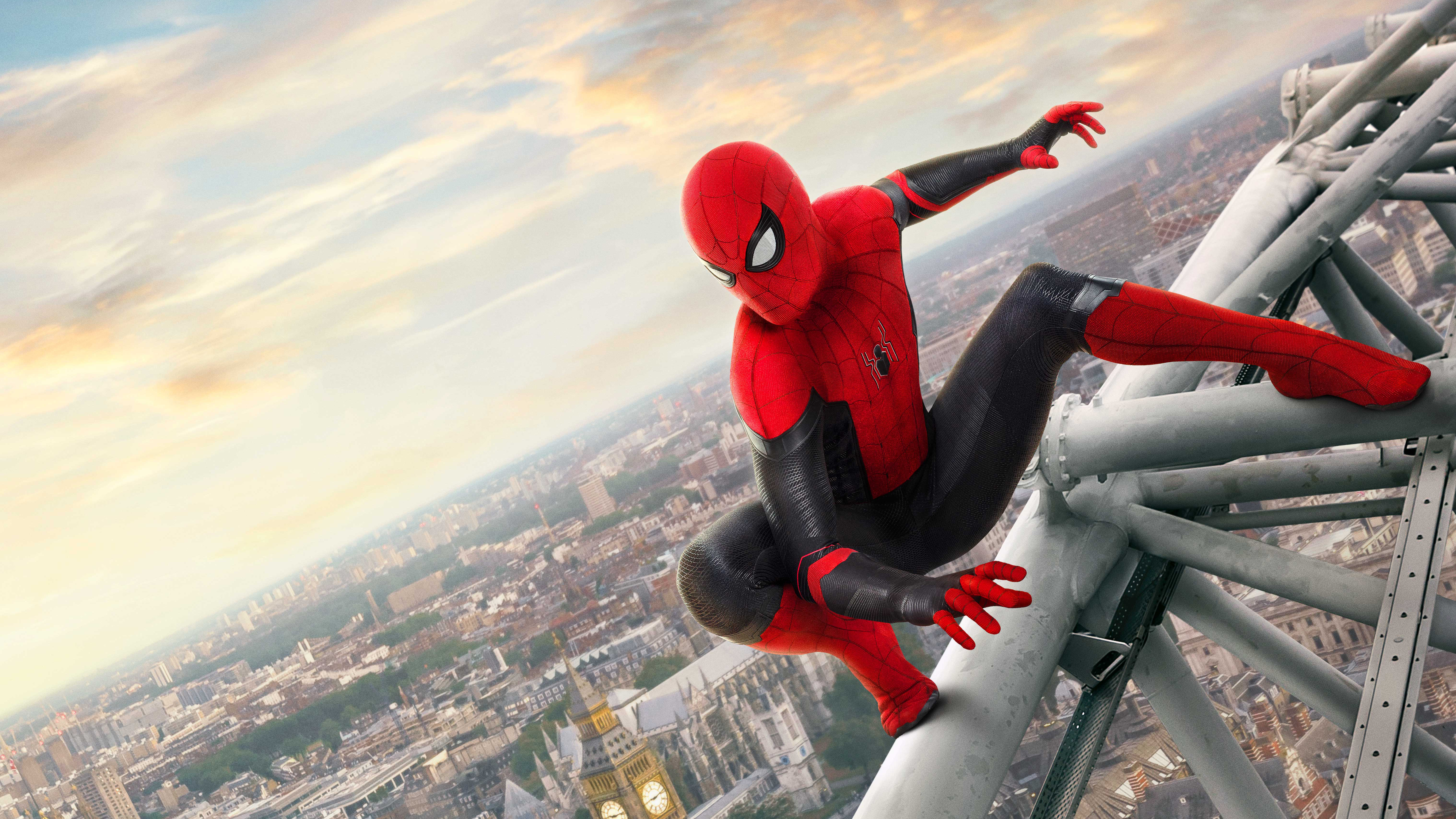 Spider Man Far From Home 5k 2019, HD Movies, 4k Wallpapers ...