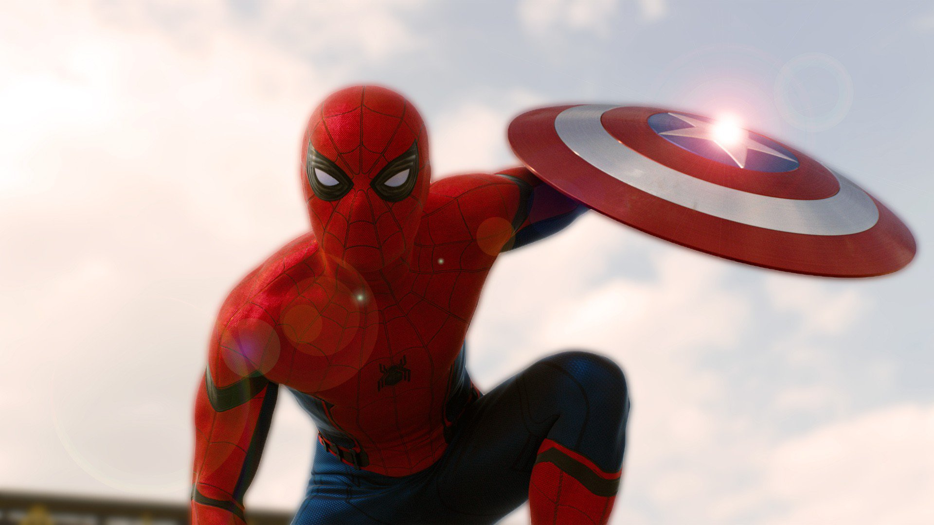 640x960 spider man in captain america civil war iphone 4 - Spider hd images download ...