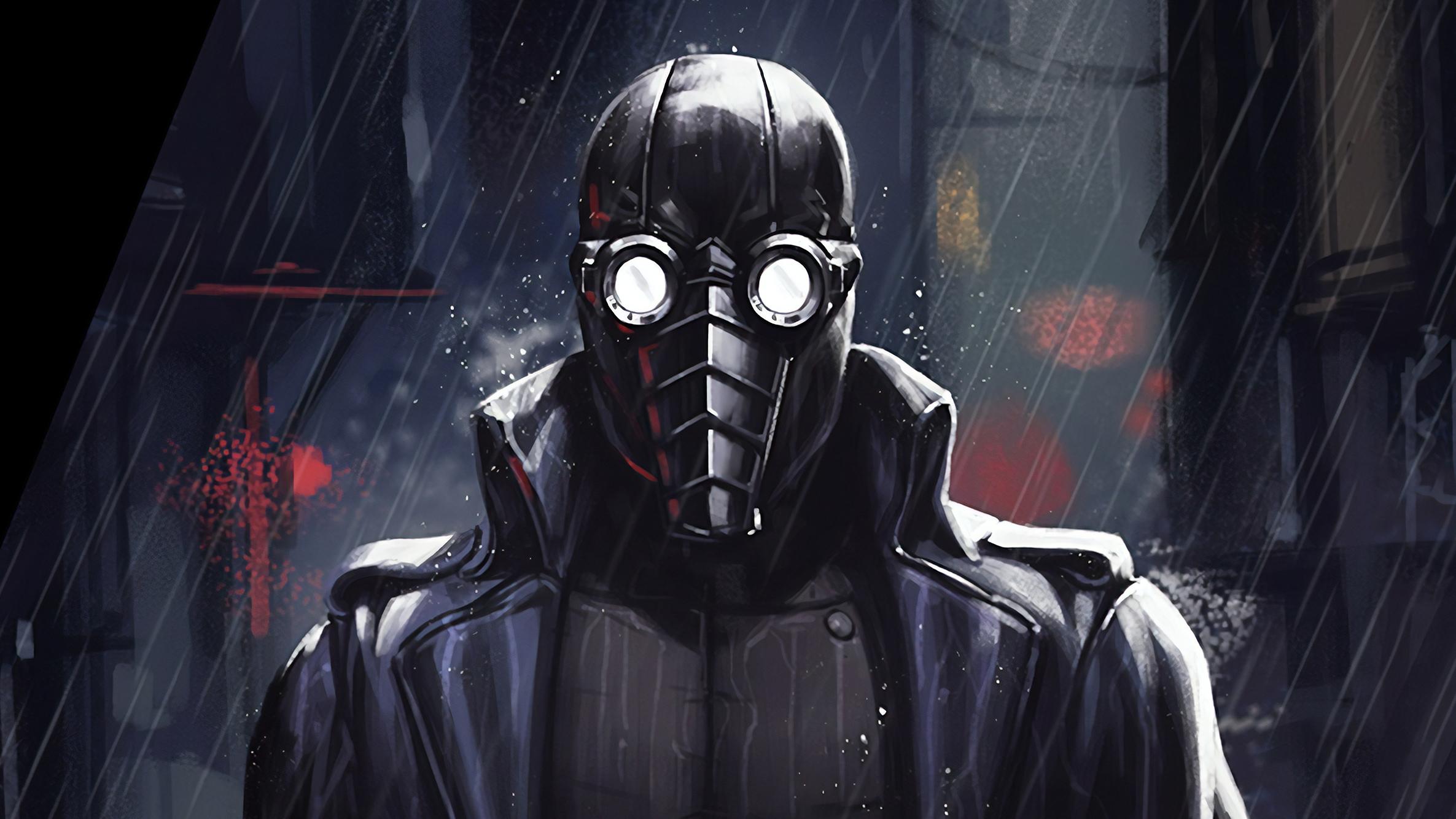 Spider Man Noir Hd Hd Superheroes 4k Wallpapers Images