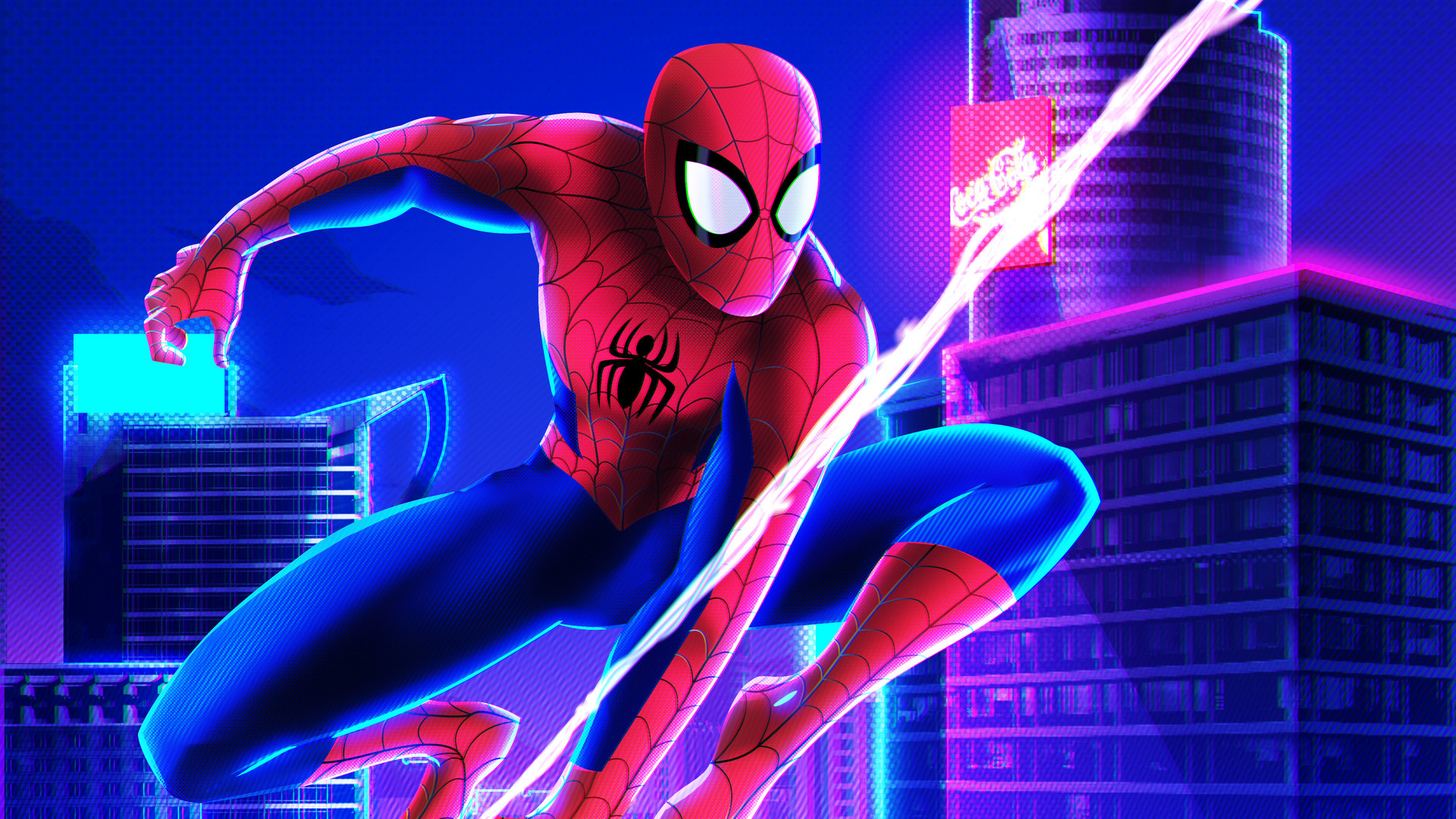 Spider Verse Spider Man, HD Superheroes, 4k Wallpapers ...