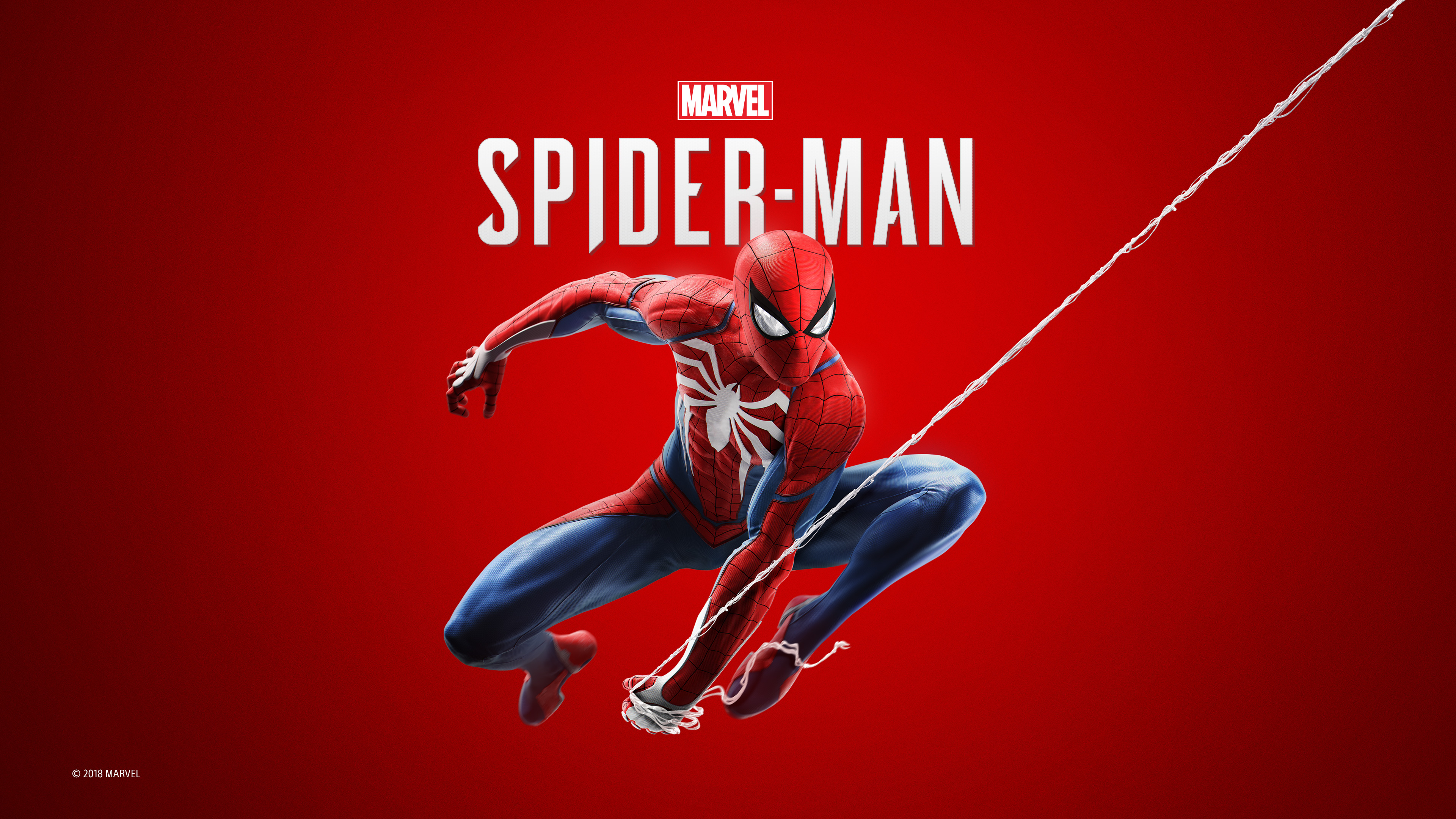spiderman 2018 game 4k, hd games, 4k wallpapers, images, backgrounds