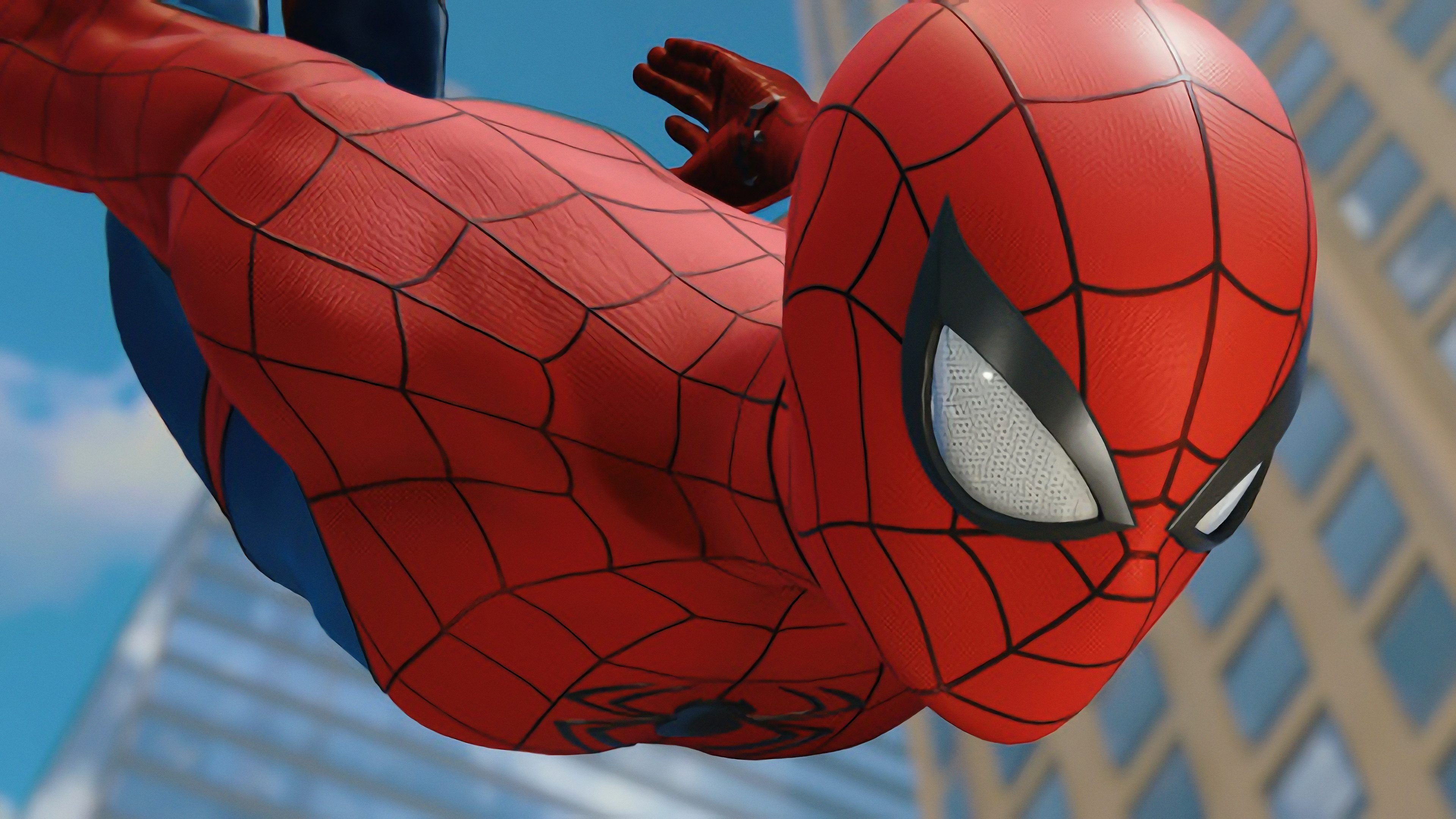 Spiderman 4k Game Hd Games 4k Wallpapers Images Backgrounds