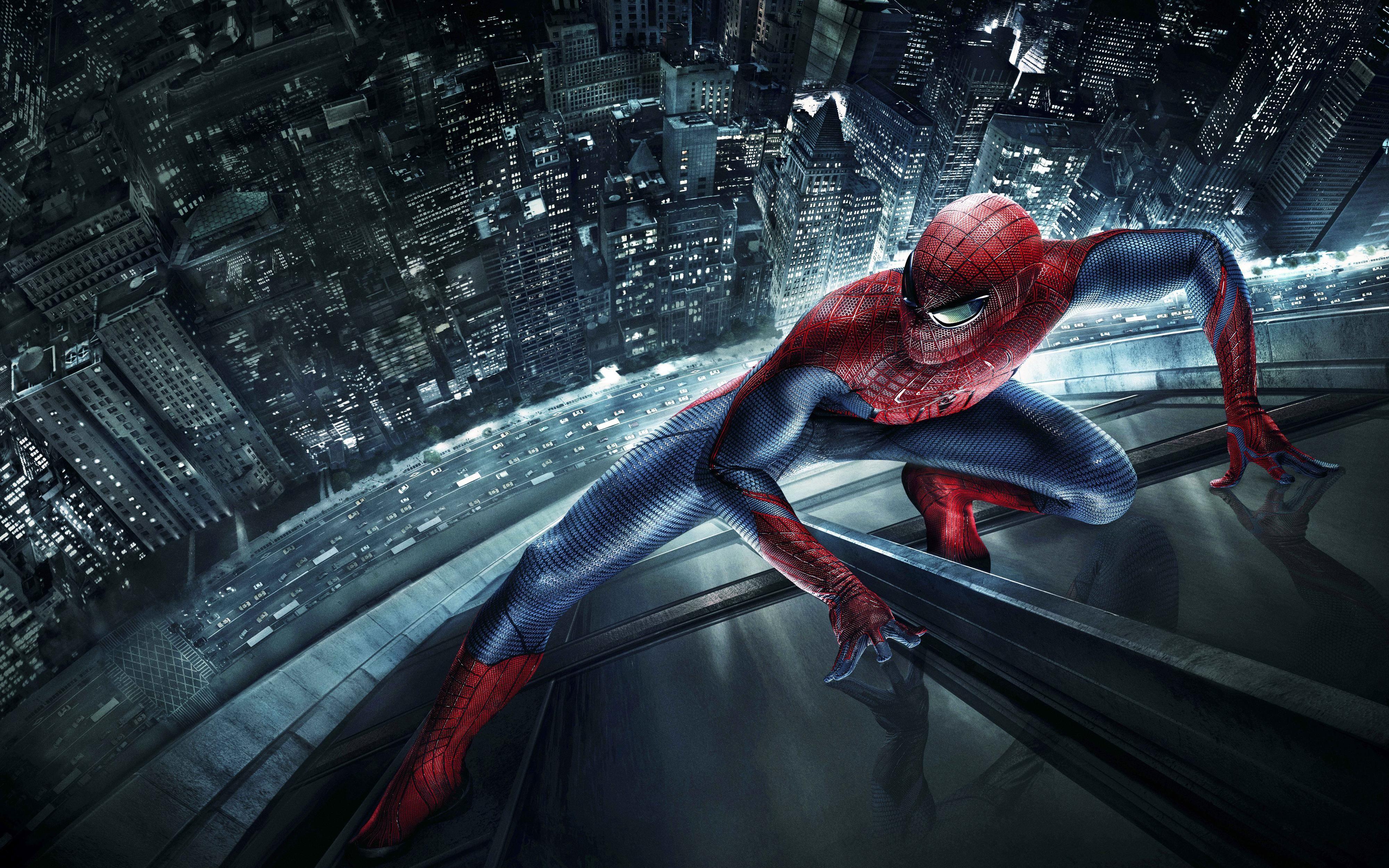 Spiderman 4k Hd Superheroes 4k Wallpapers Images Backgrounds