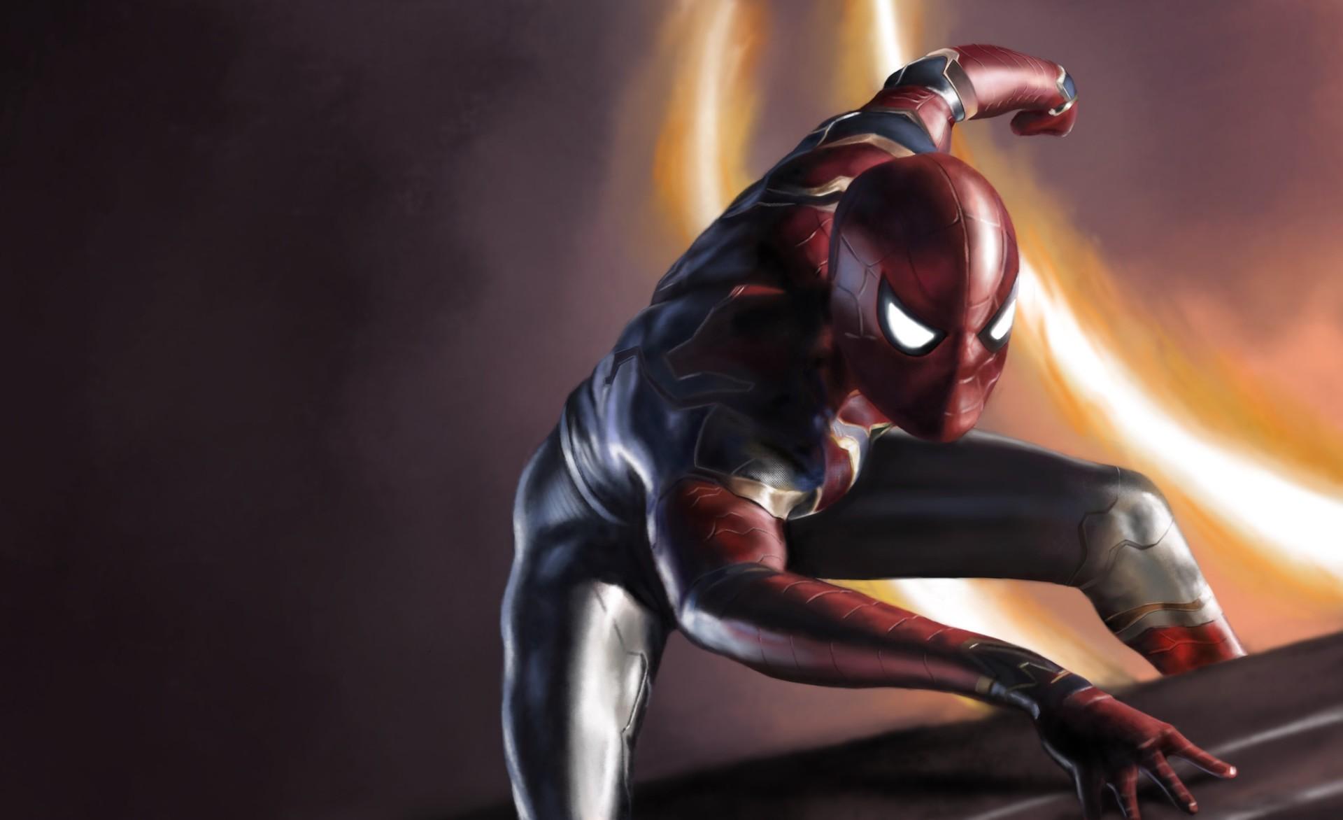 2048x2048 Anthem Ipad Air Hd 4k Wallpapers Images: 2048x2048 Spiderman Avengers Infinity War Ipad Air HD 4k