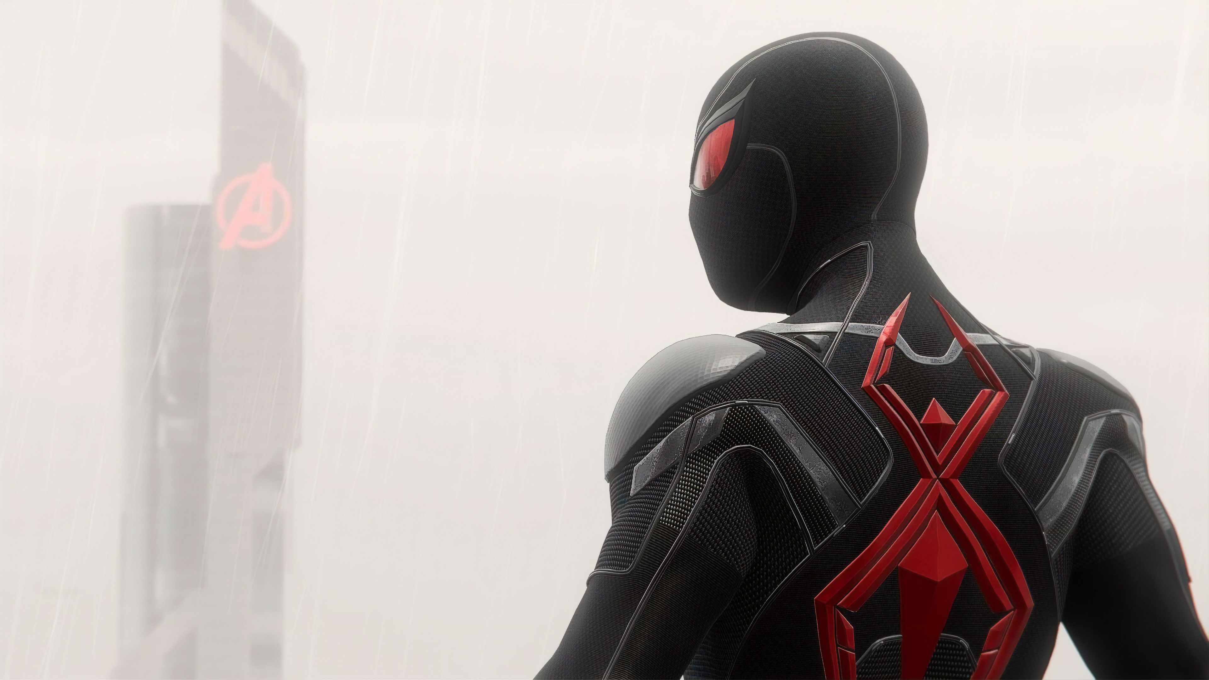 Aninimal Book: Spiderman Black And Red Suit 4k, HD Games, 4k Wallpapers, Images, Backgrounds, Photos ...