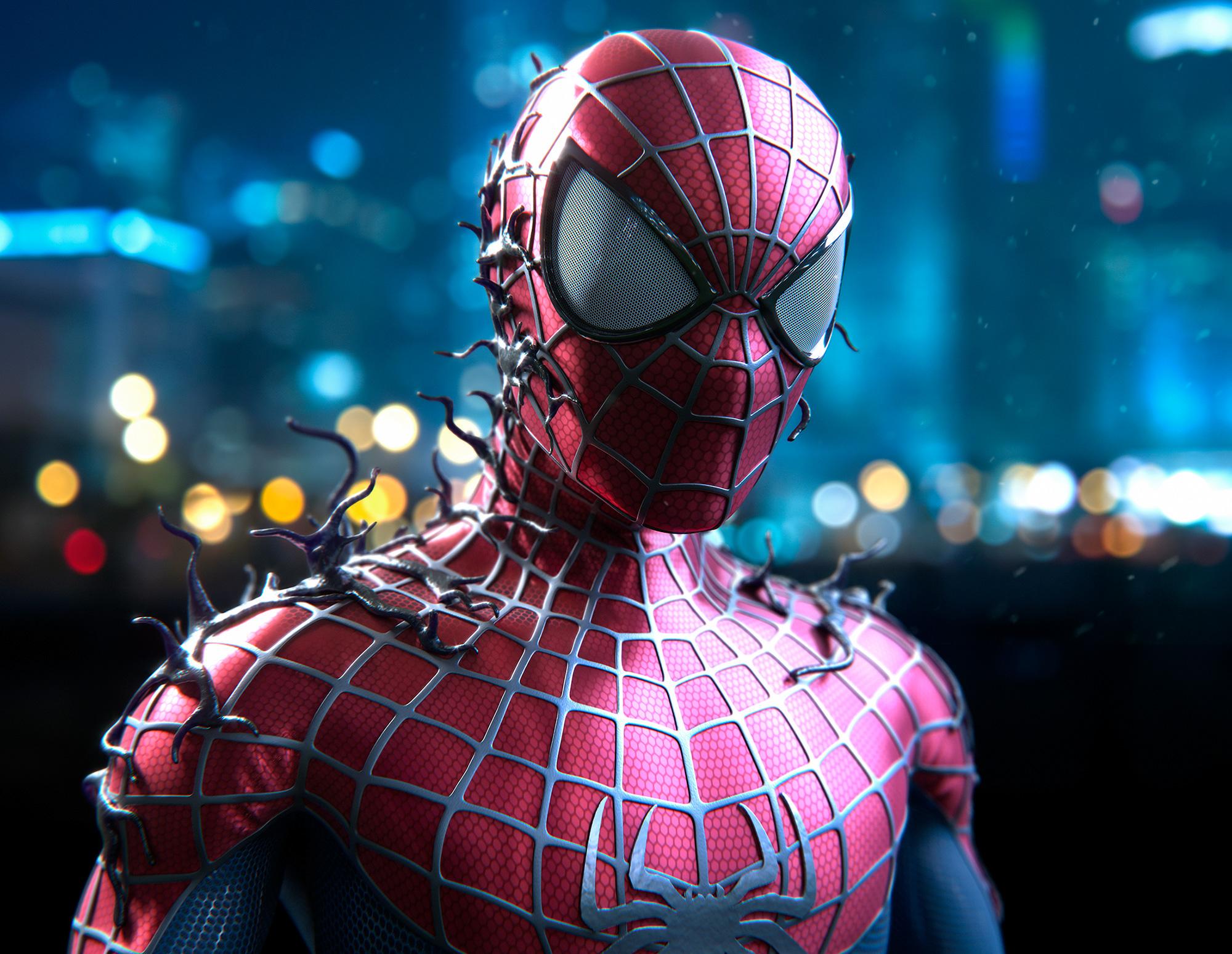 Spiderman Digital Artwork, HD Superheroes, 4k Wallpapers ...