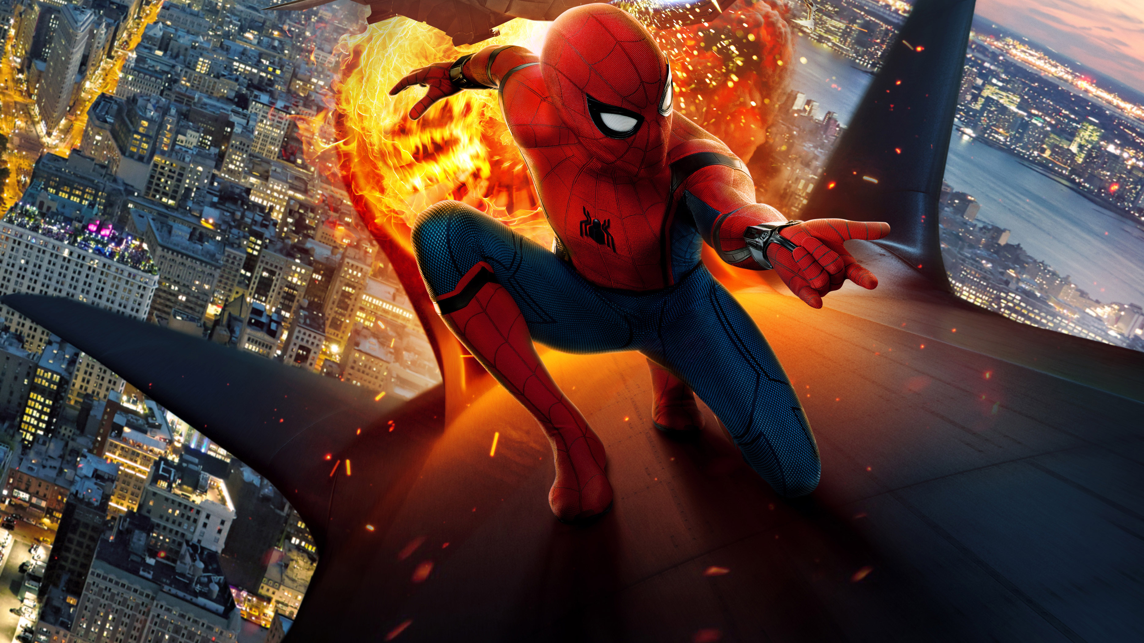 1080x1920 Spiderman Homecoming New Movie Poster Chinese ...