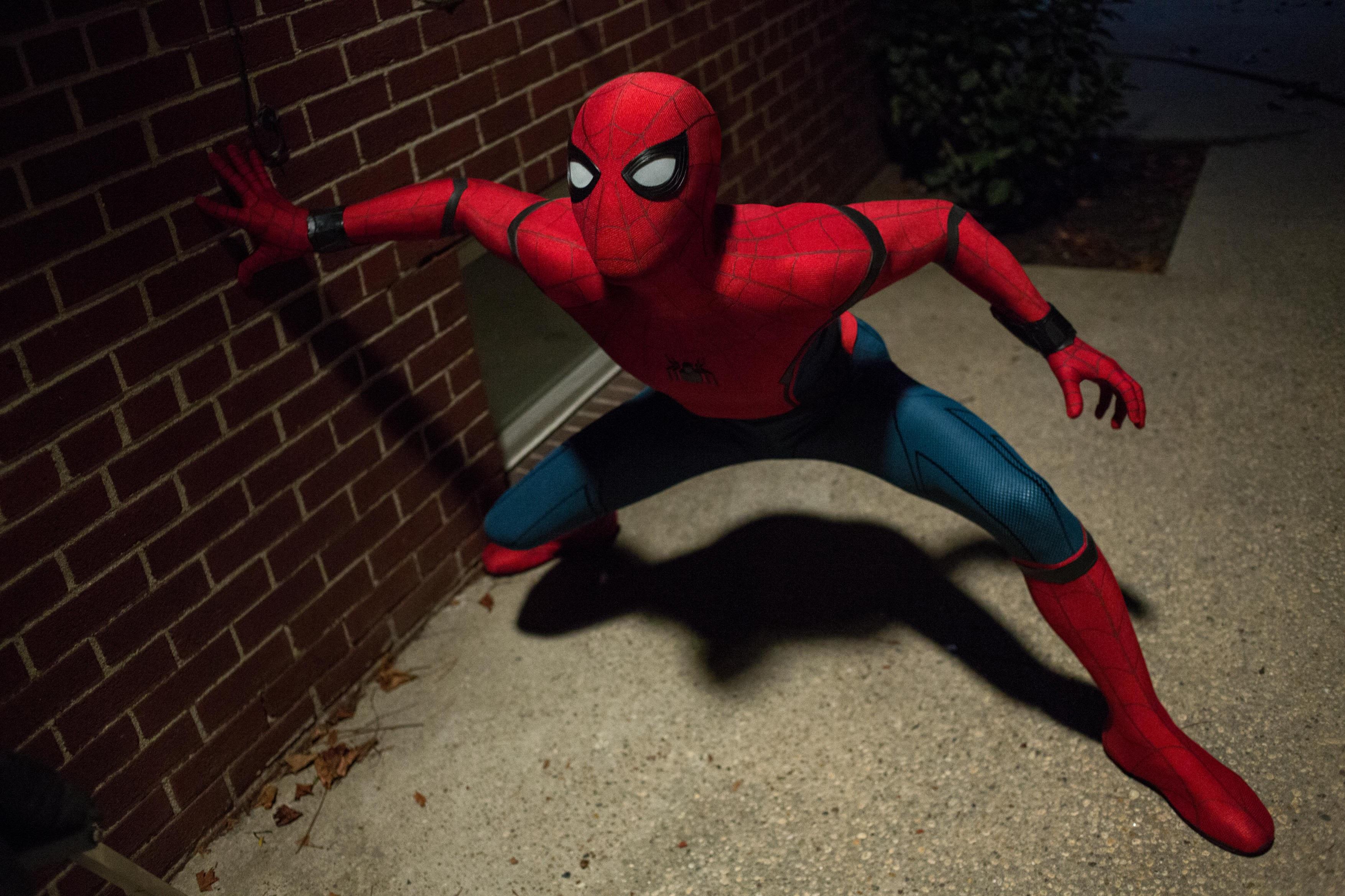Hd Filme Spiderman Homecoming