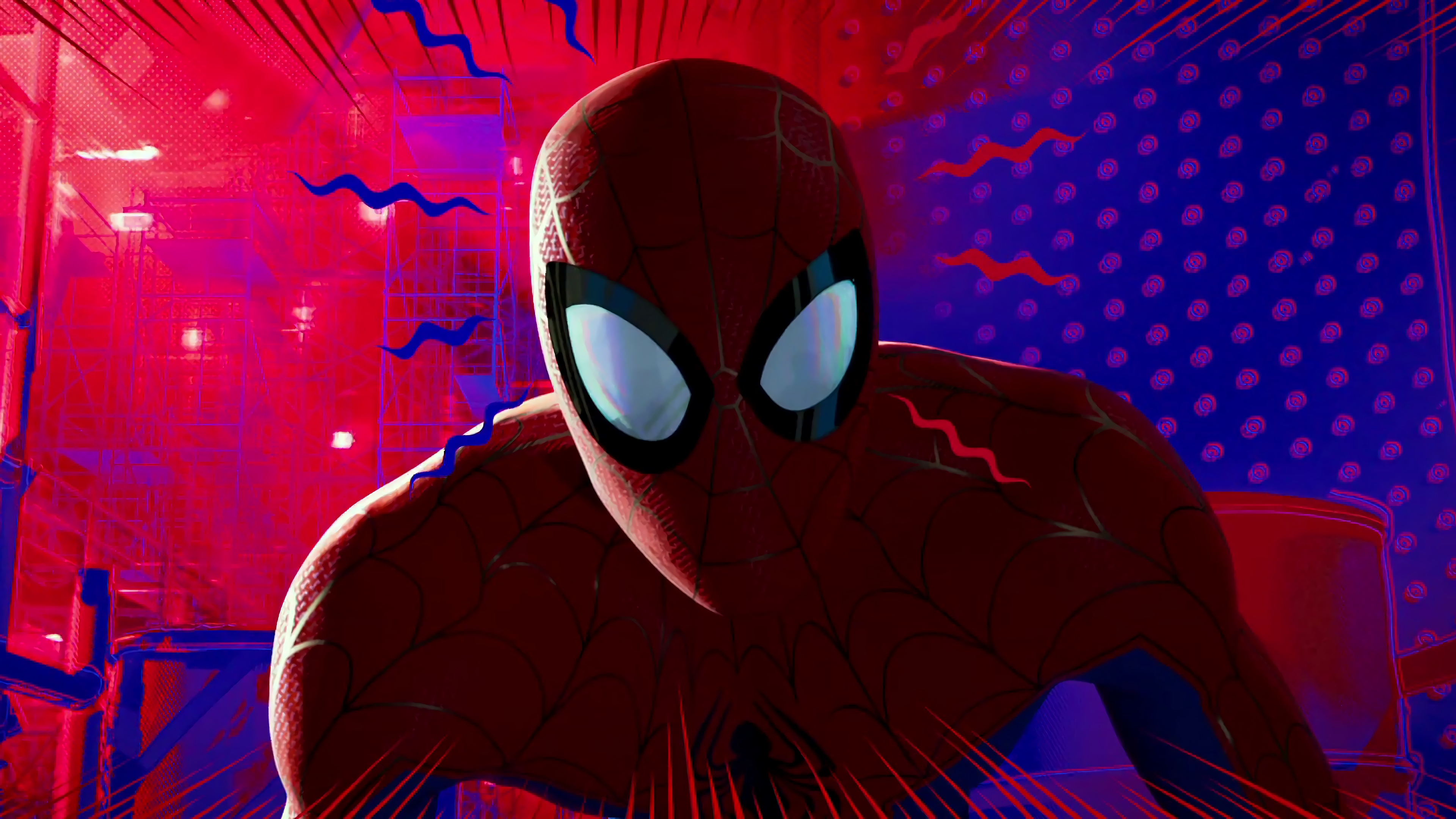SpiderMan Into The Spider Verse 2018 Movie 4k, HD Movies