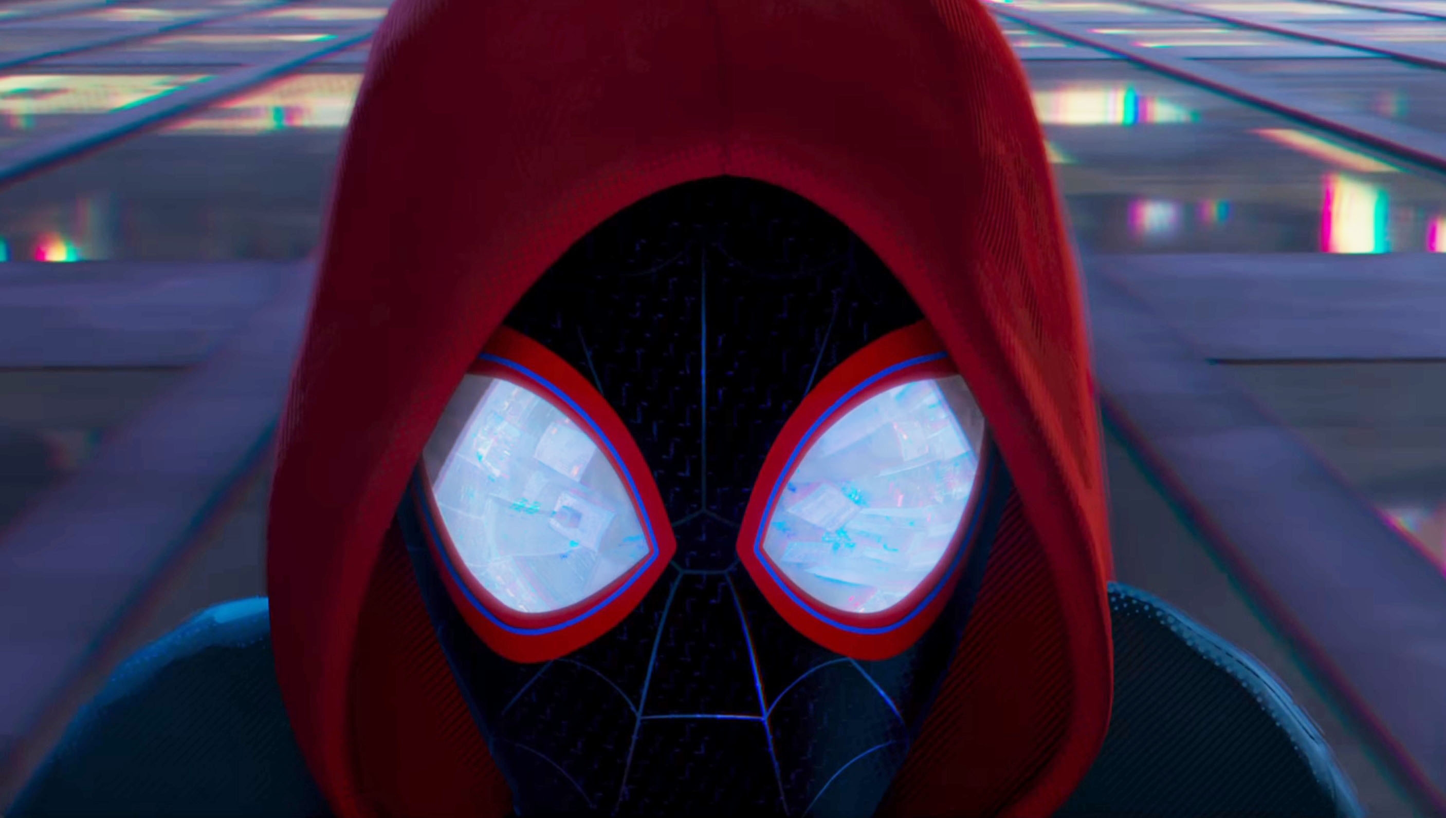 SpiderMan Into The Spider Verse 2018