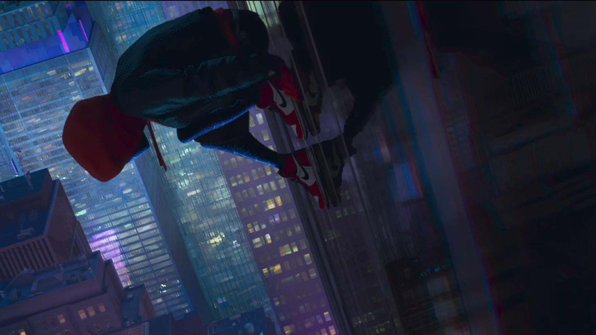 SpiderMan Into The Spider Verse Movie, HD Movies, 4k ...