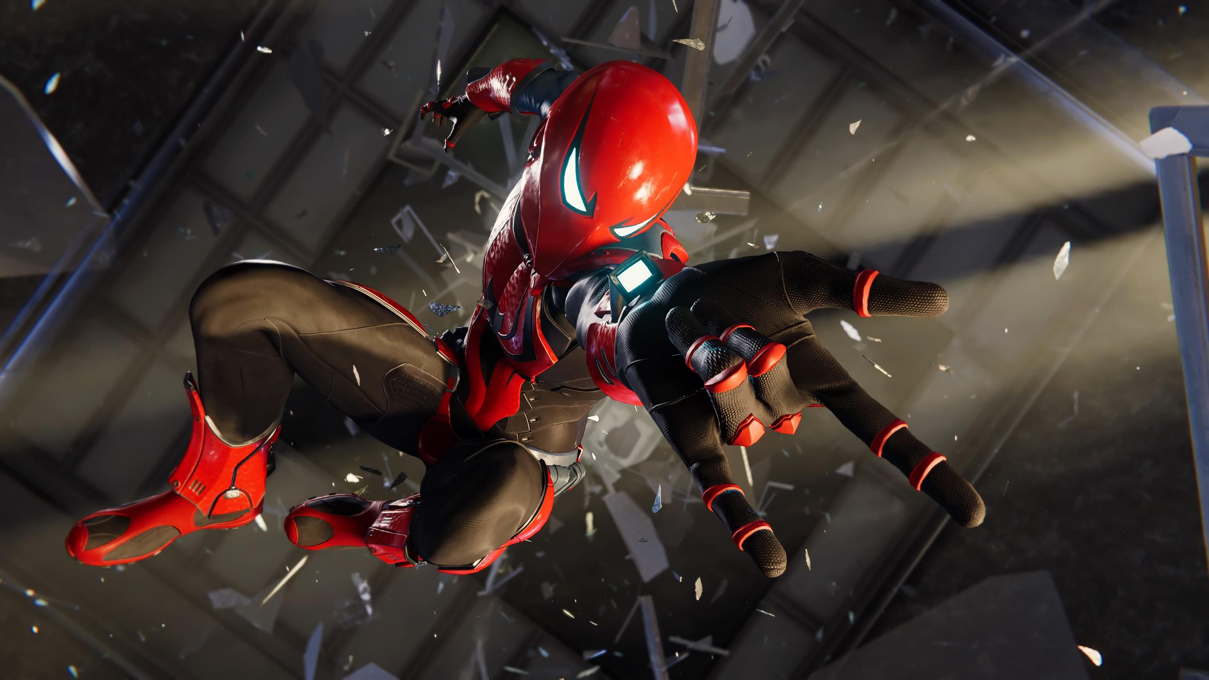 Spiderman Mk 3 4k Hd Superheroes 4k Wallpapers Images