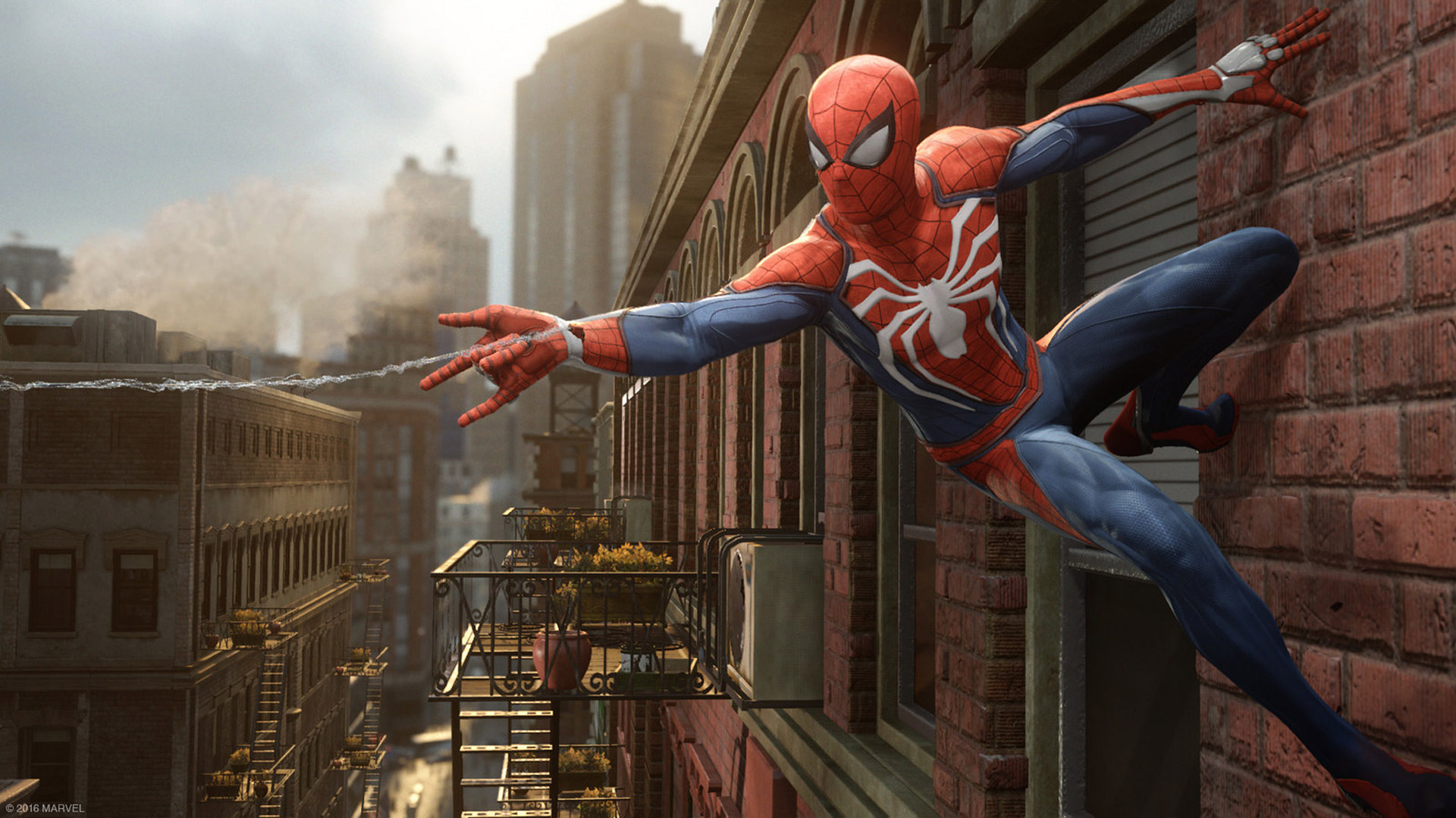 spiderman ps4 2016 game, hd games, 4k wallpapers, images