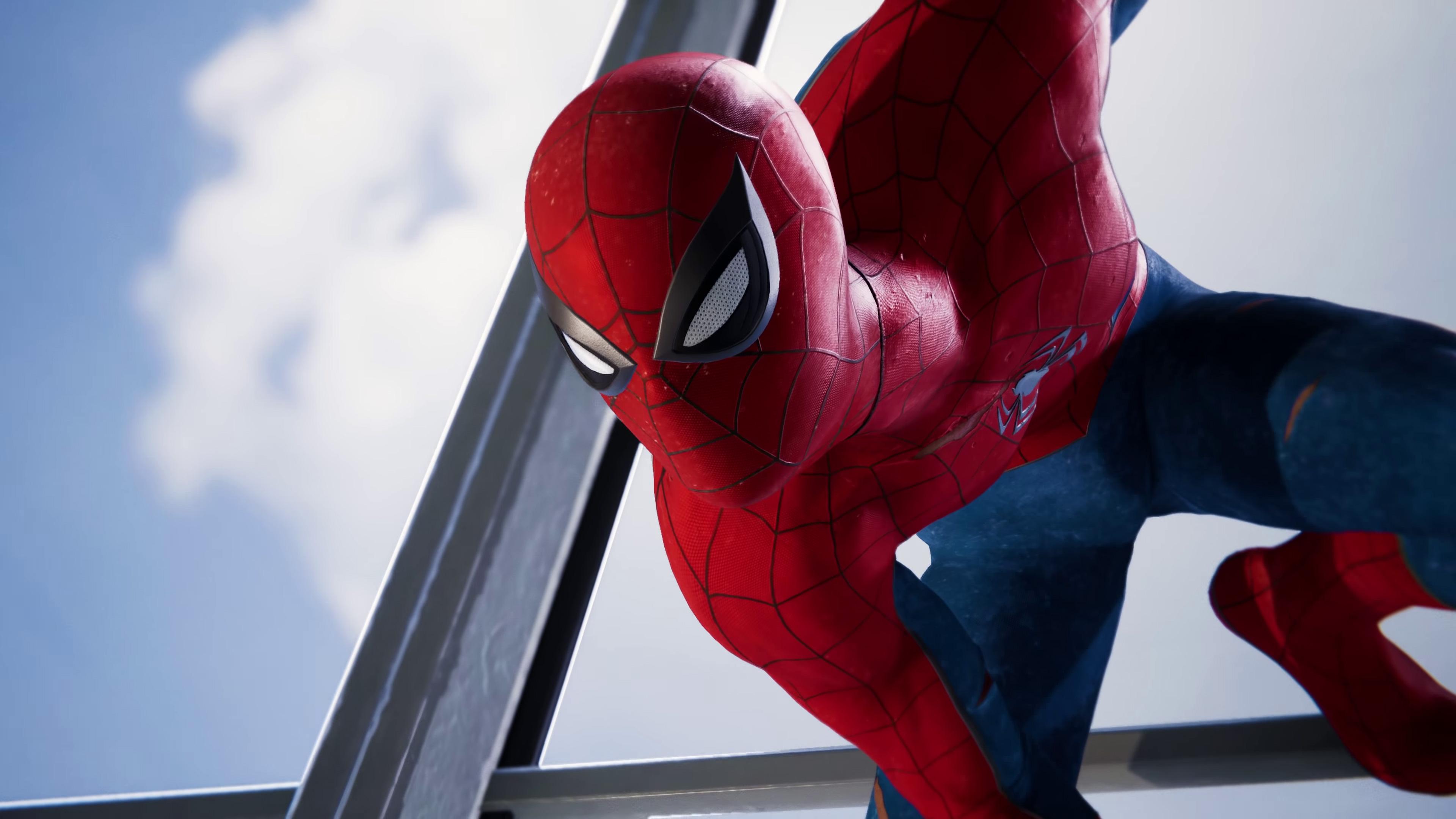 1366x768 Spiderman Ps4 2018 4k 1366x768 Resolution Hd 4k Wallpapers