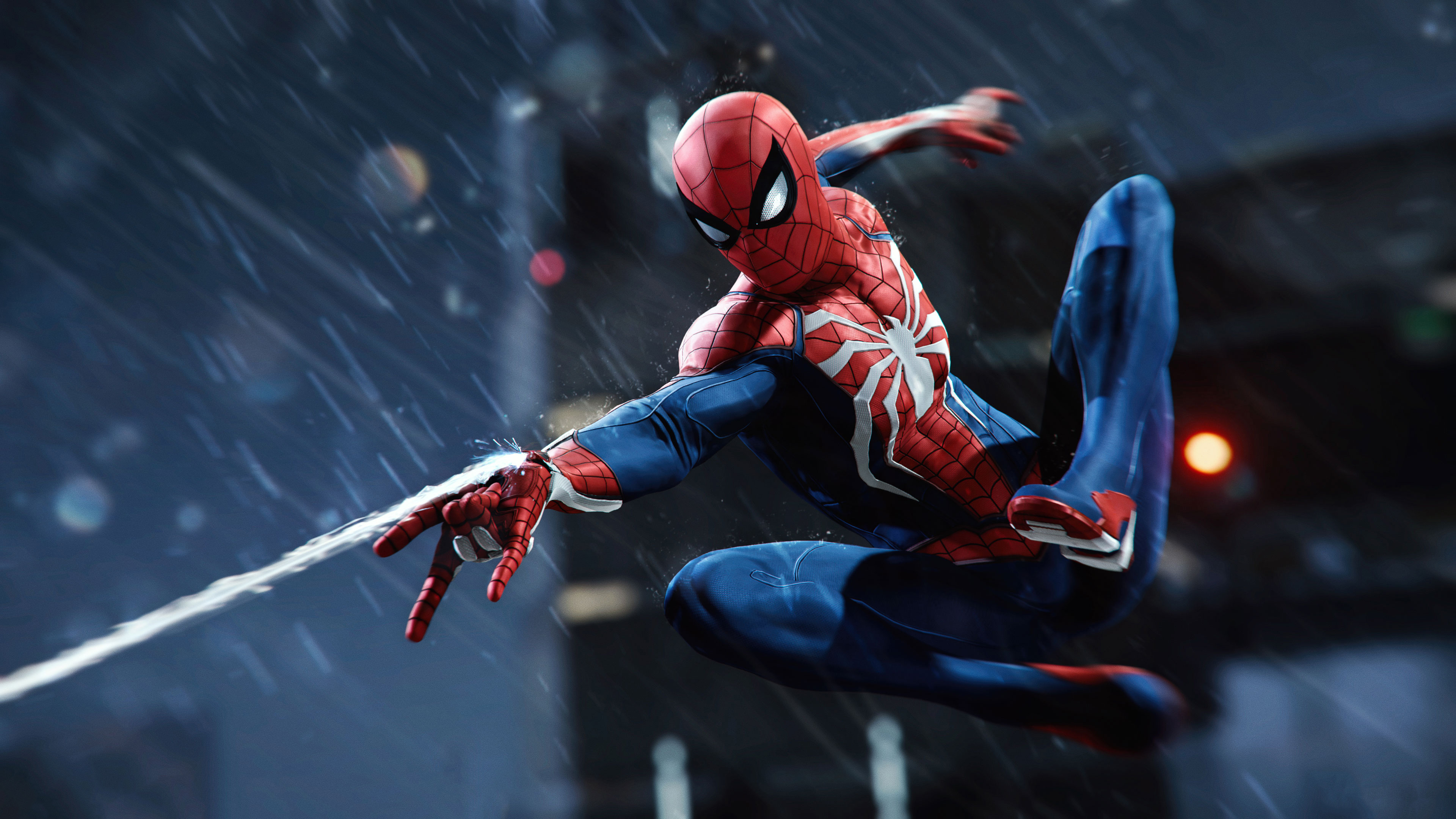 Spiderman Ps4 2018 E3 Hd Games 4k Wallpapers Images Backgrounds