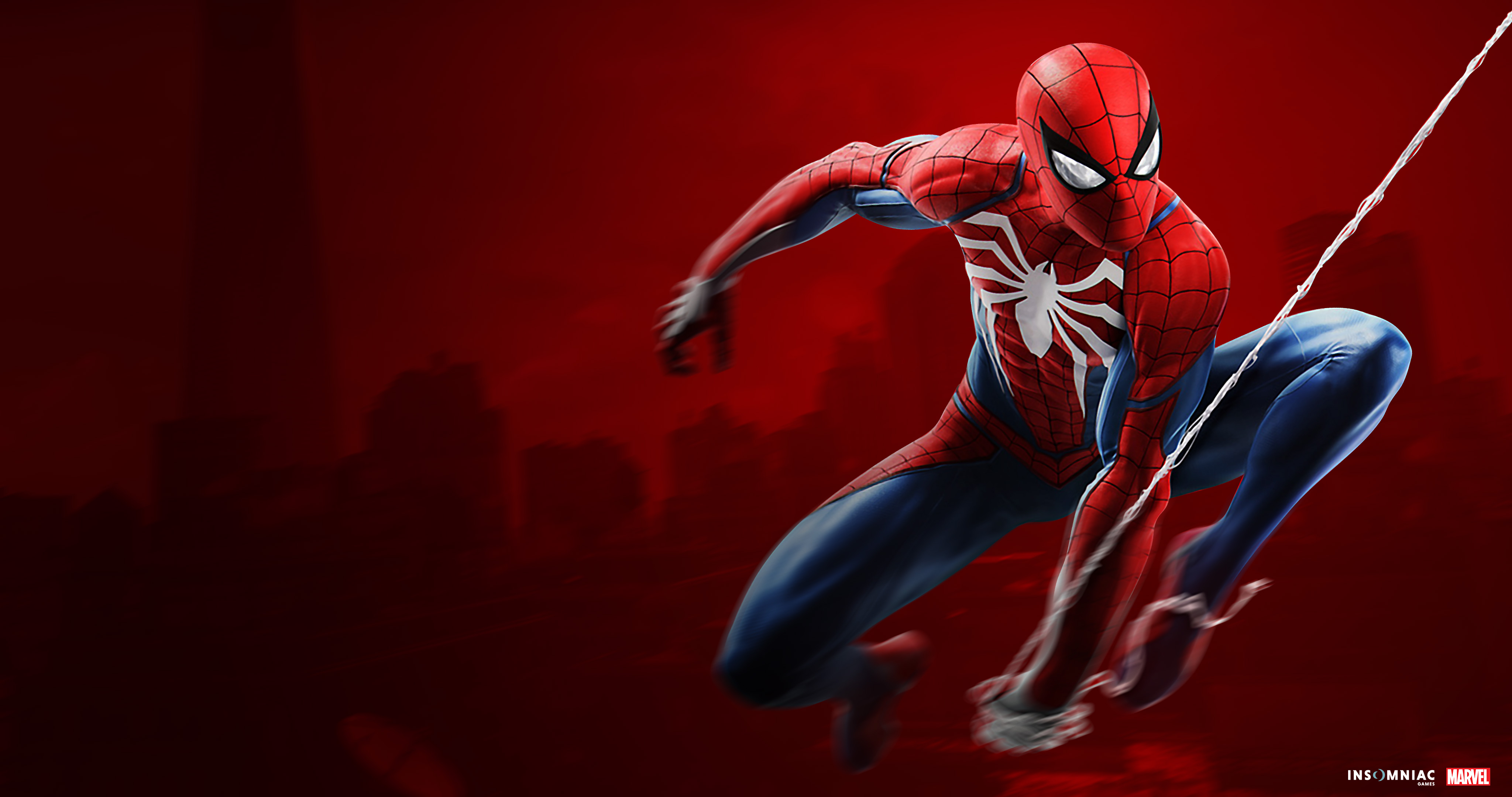Spiderman Ps4 4k Hd Games 4k Wallpapers Images
