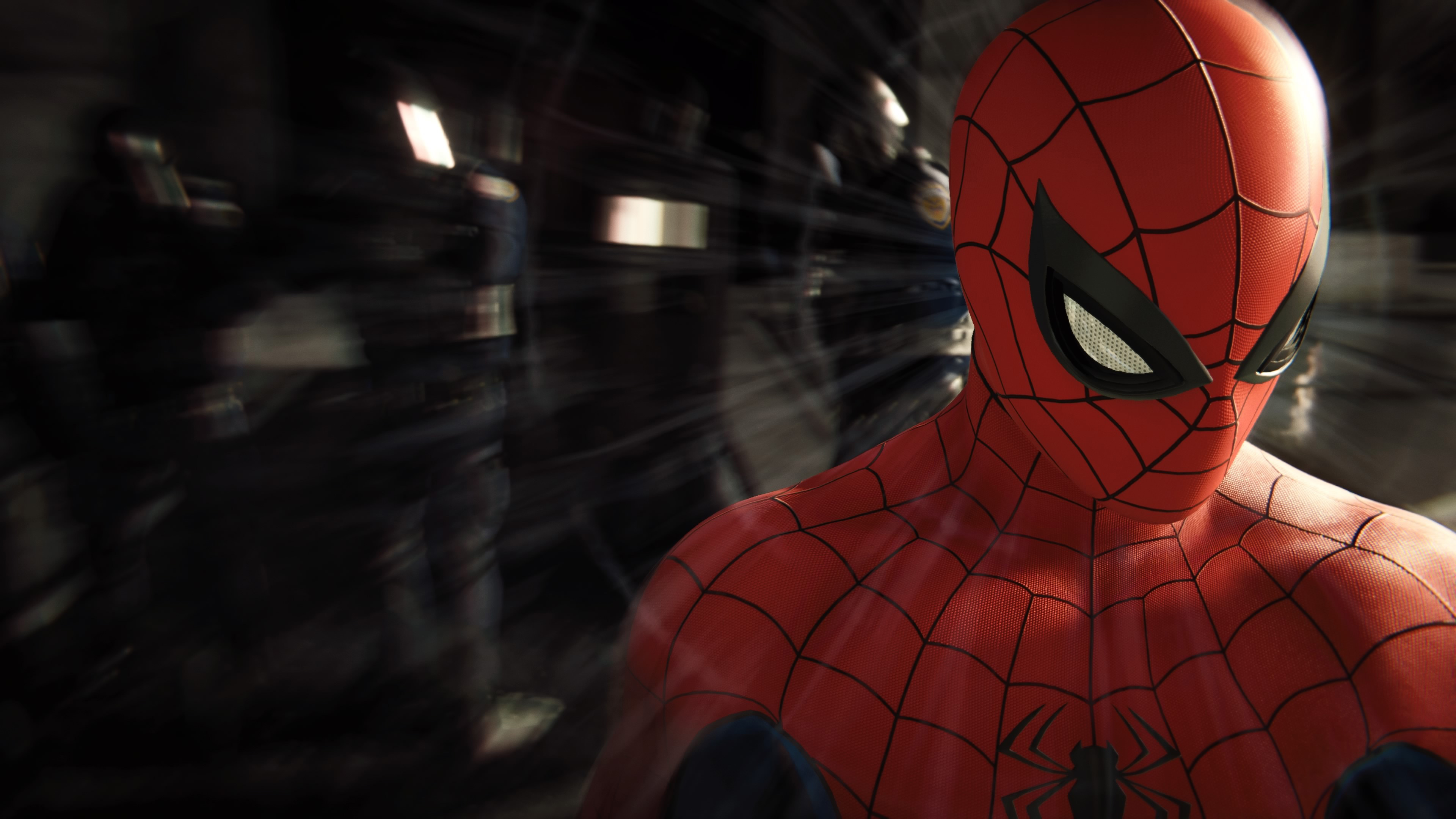 Spiderman PS4 4k Game, HD Games, 4k Wallpapers, Images ...