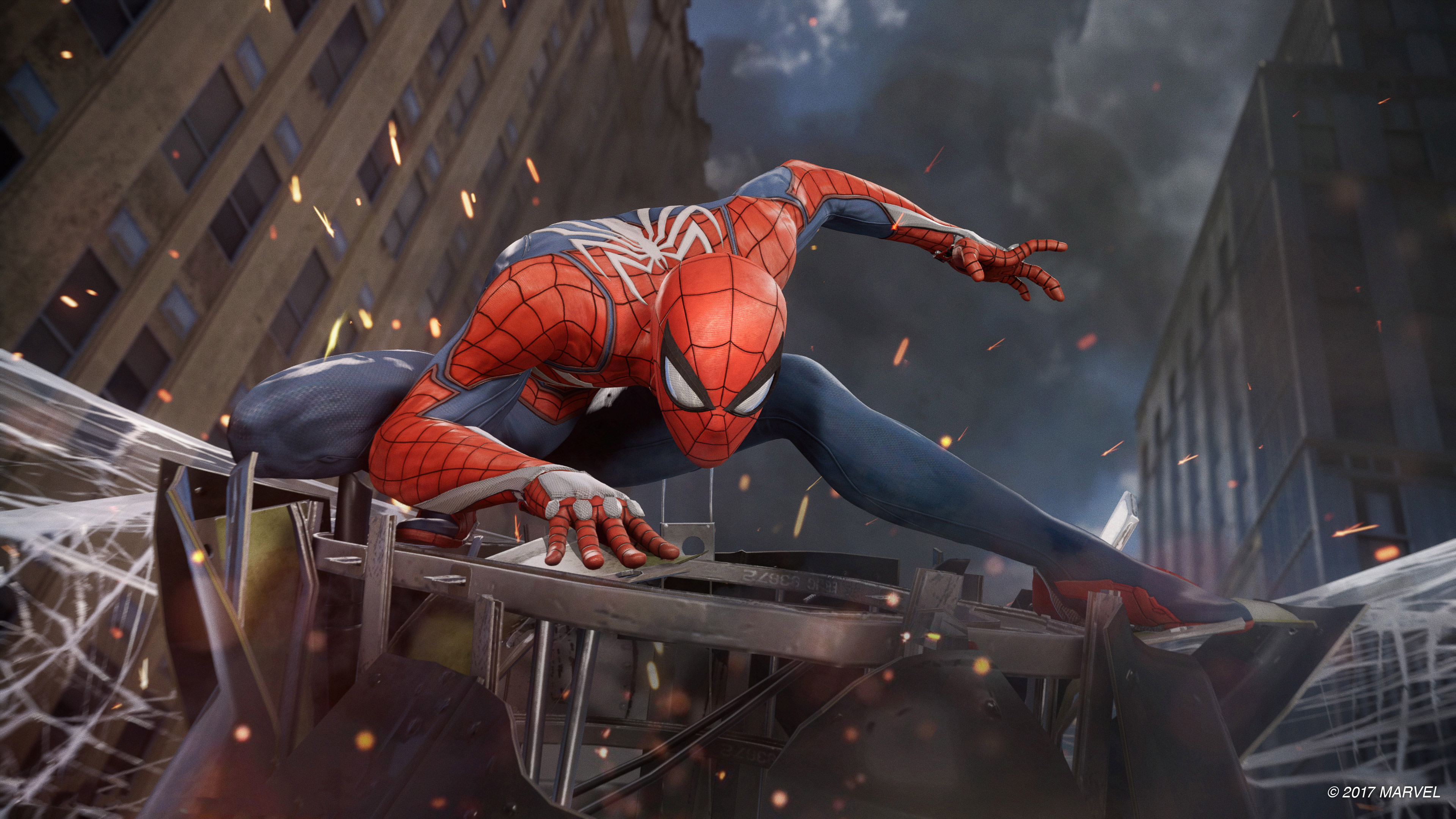 spiderman ps4 e3 2017 4k, hd games, 4k wallpapers, images